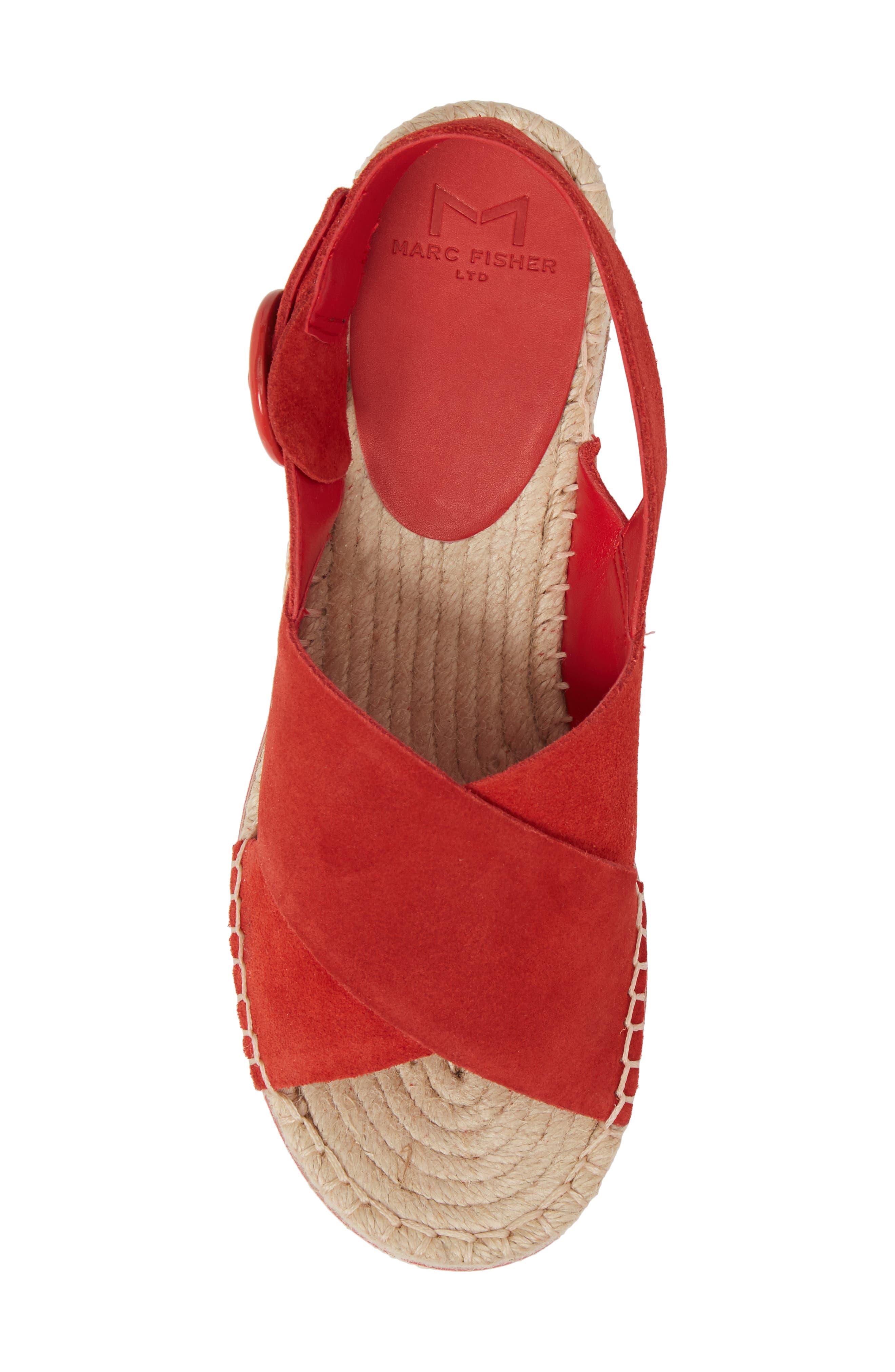 Glenna Platform Slingback Sandal,                             Alternate thumbnail 20, color,