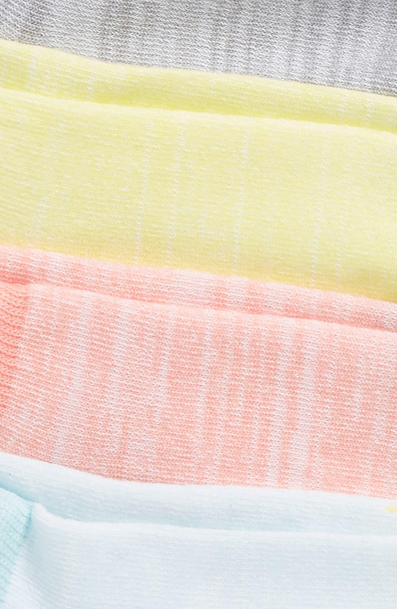 6-Pack Ankle Socks,                             Alternate thumbnail 15, color,