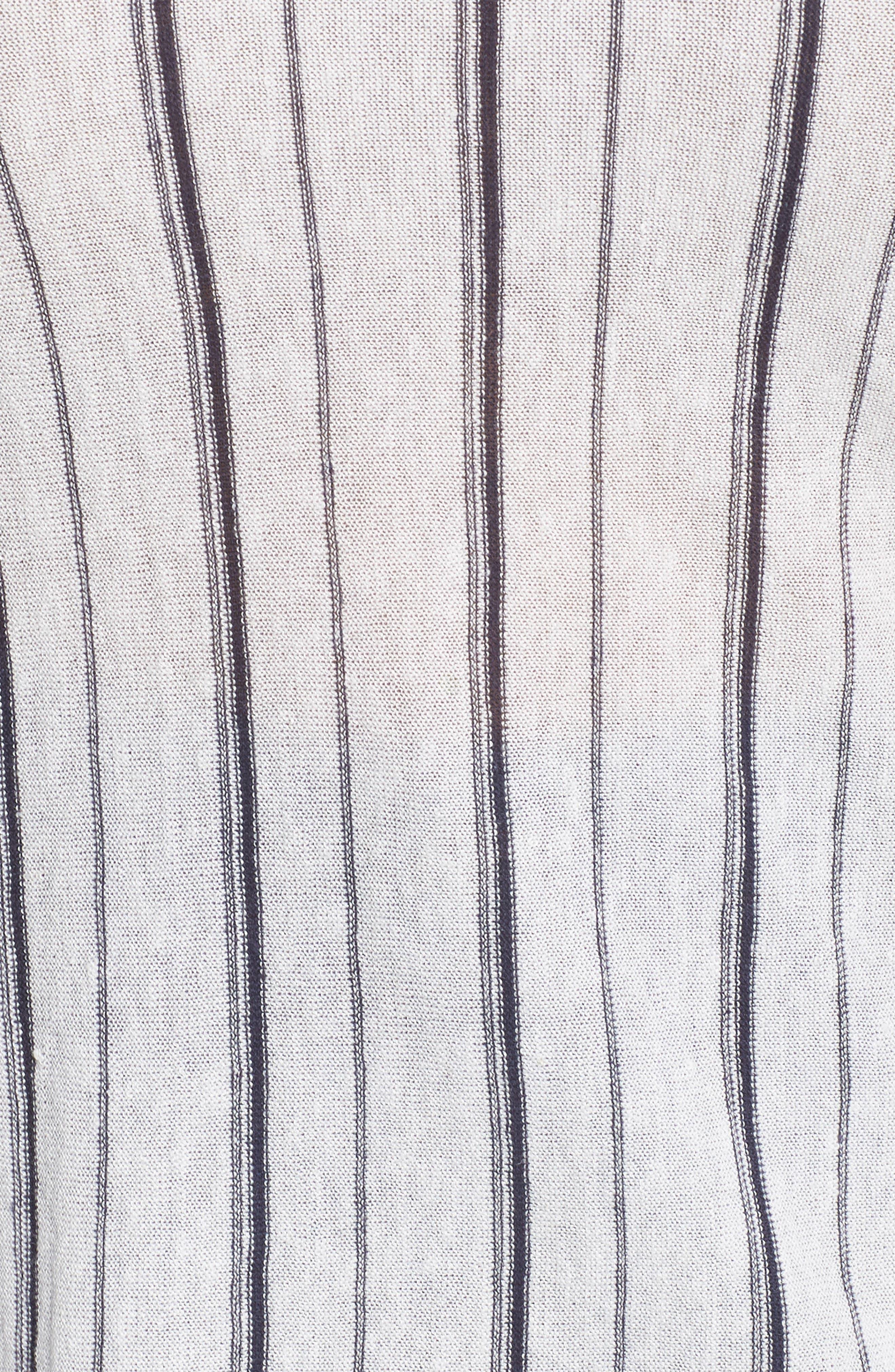 In Motion Stripe Top,                             Alternate thumbnail 6, color,                             439