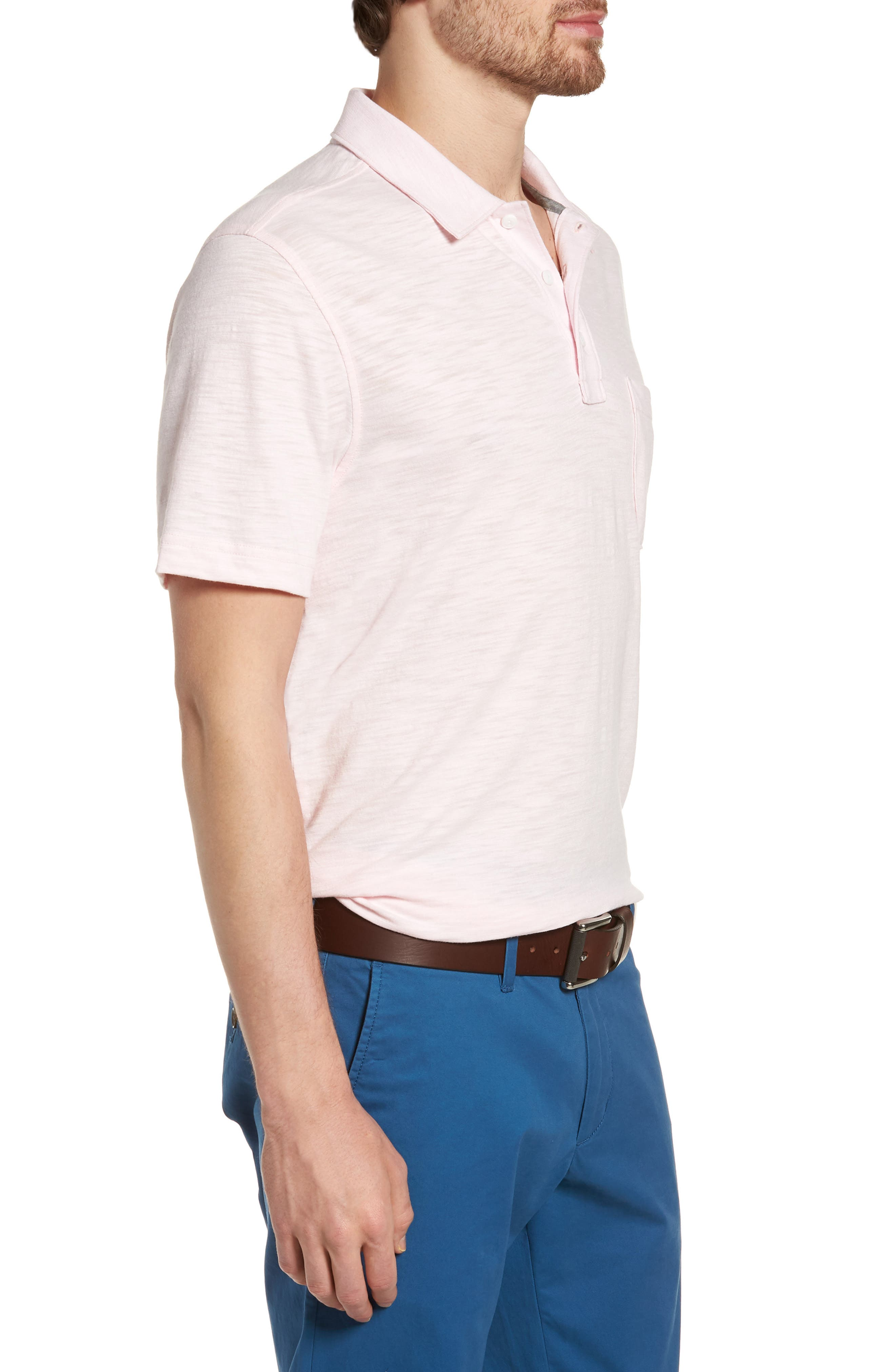 Space Dyed Pocket Polo,                             Alternate thumbnail 21, color,