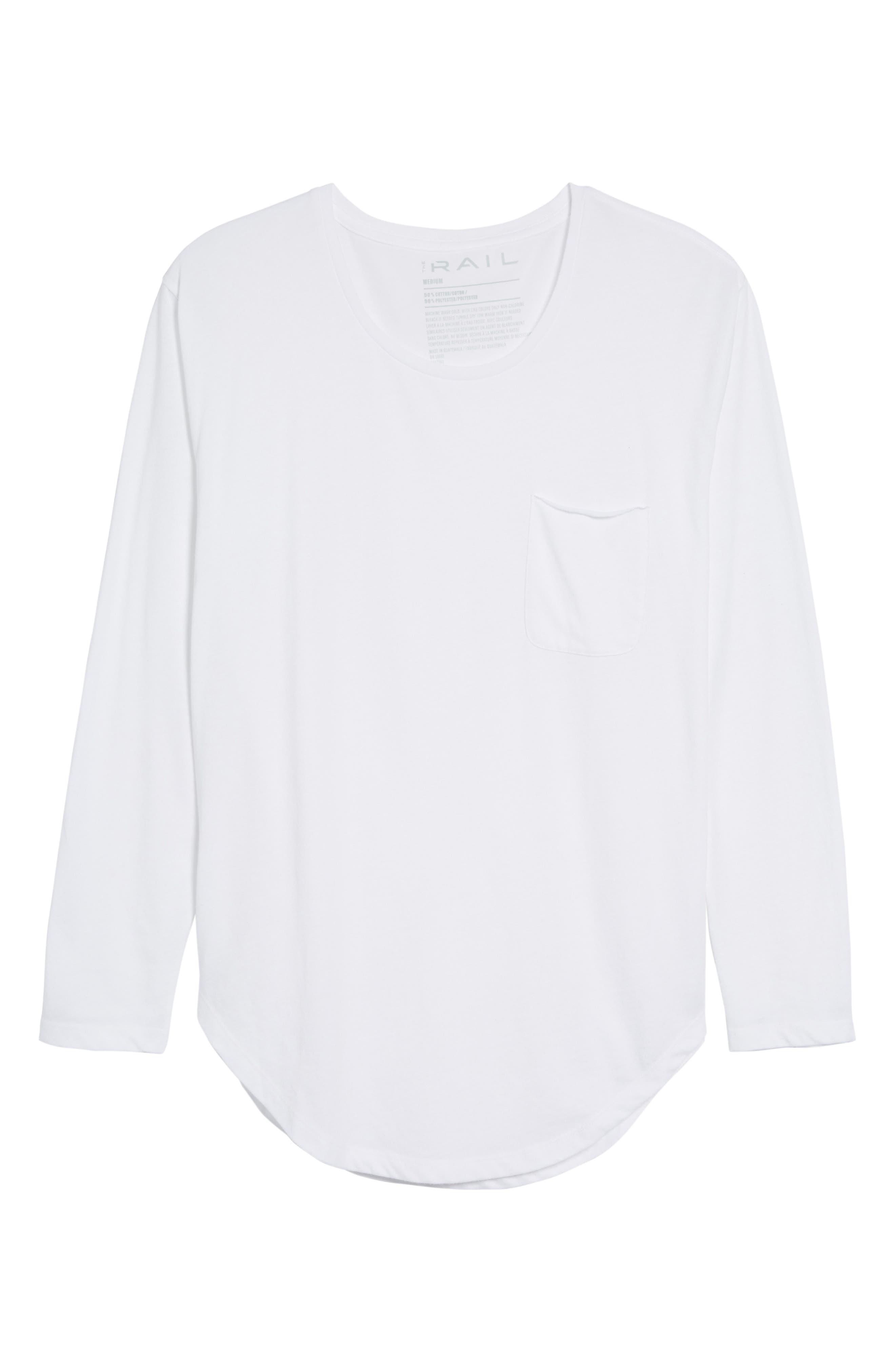 Shirttail T-Shirt,                             Alternate thumbnail 12, color,