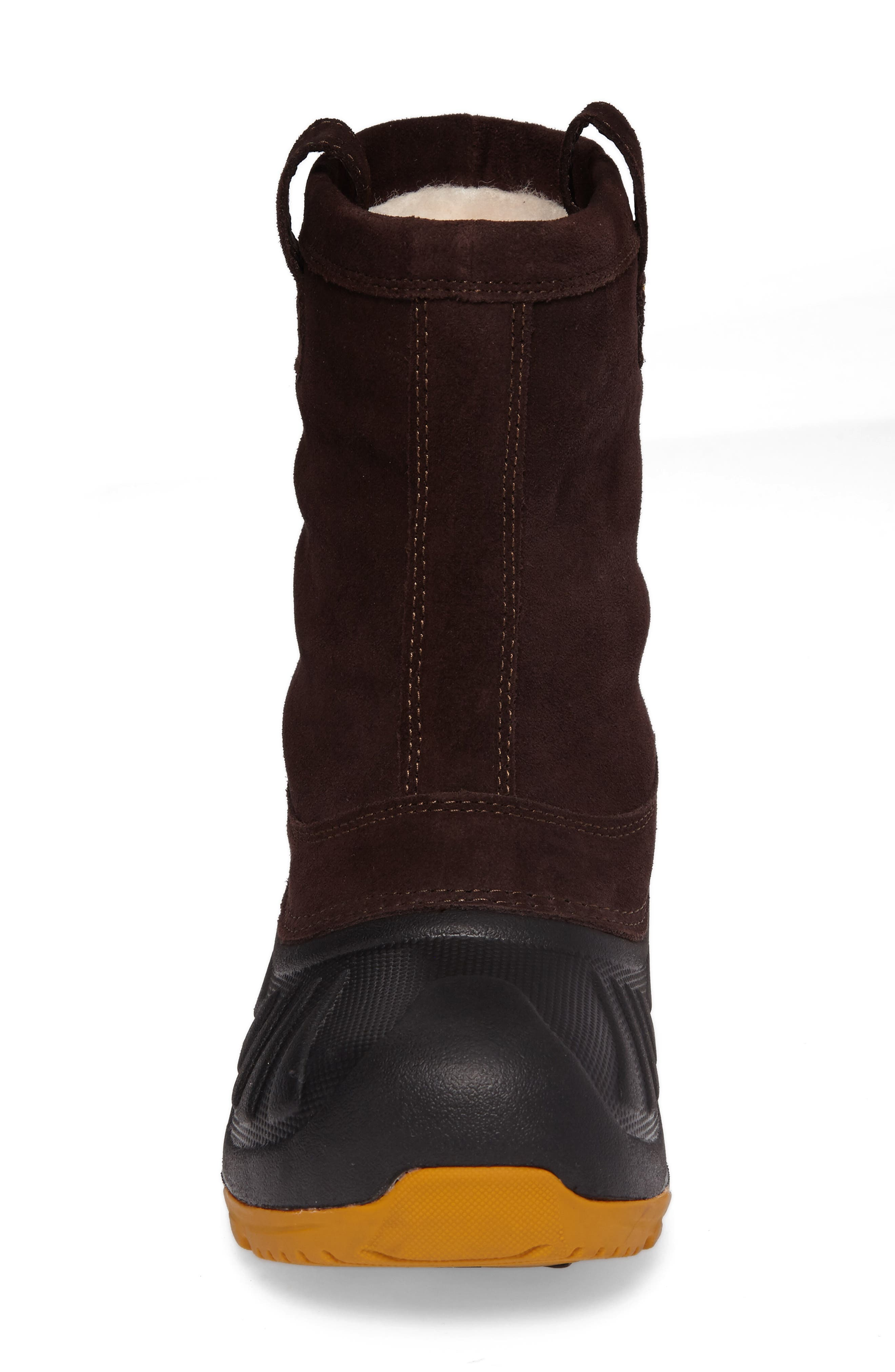 Evertt Waterproof Thinsulate<sup>™</sup> Insulated Snow Boot,                             Alternate thumbnail 7, color,