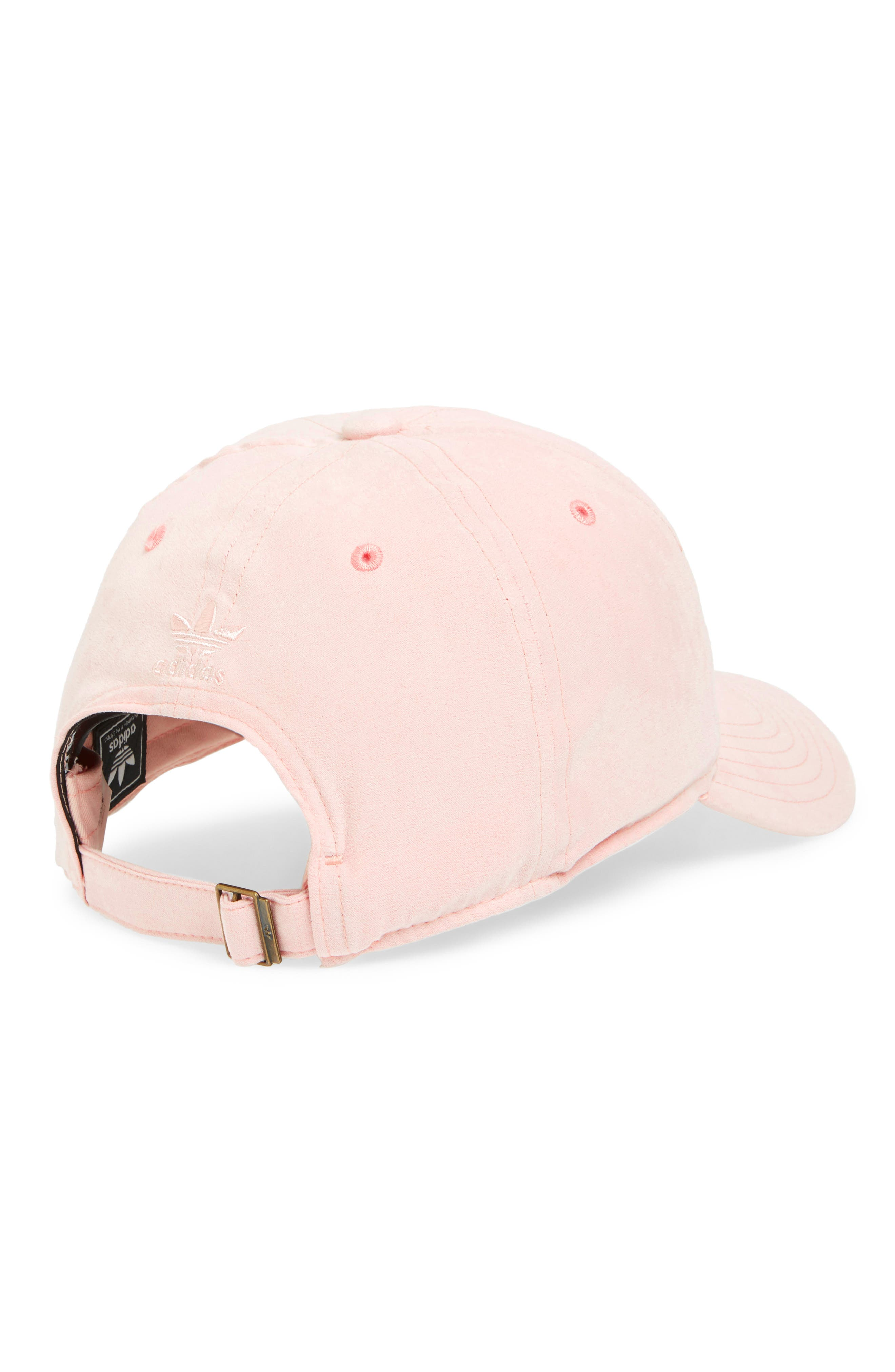 Relaxed Plus Ball Cap,                             Alternate thumbnail 2, color,                             BLUSH PINK