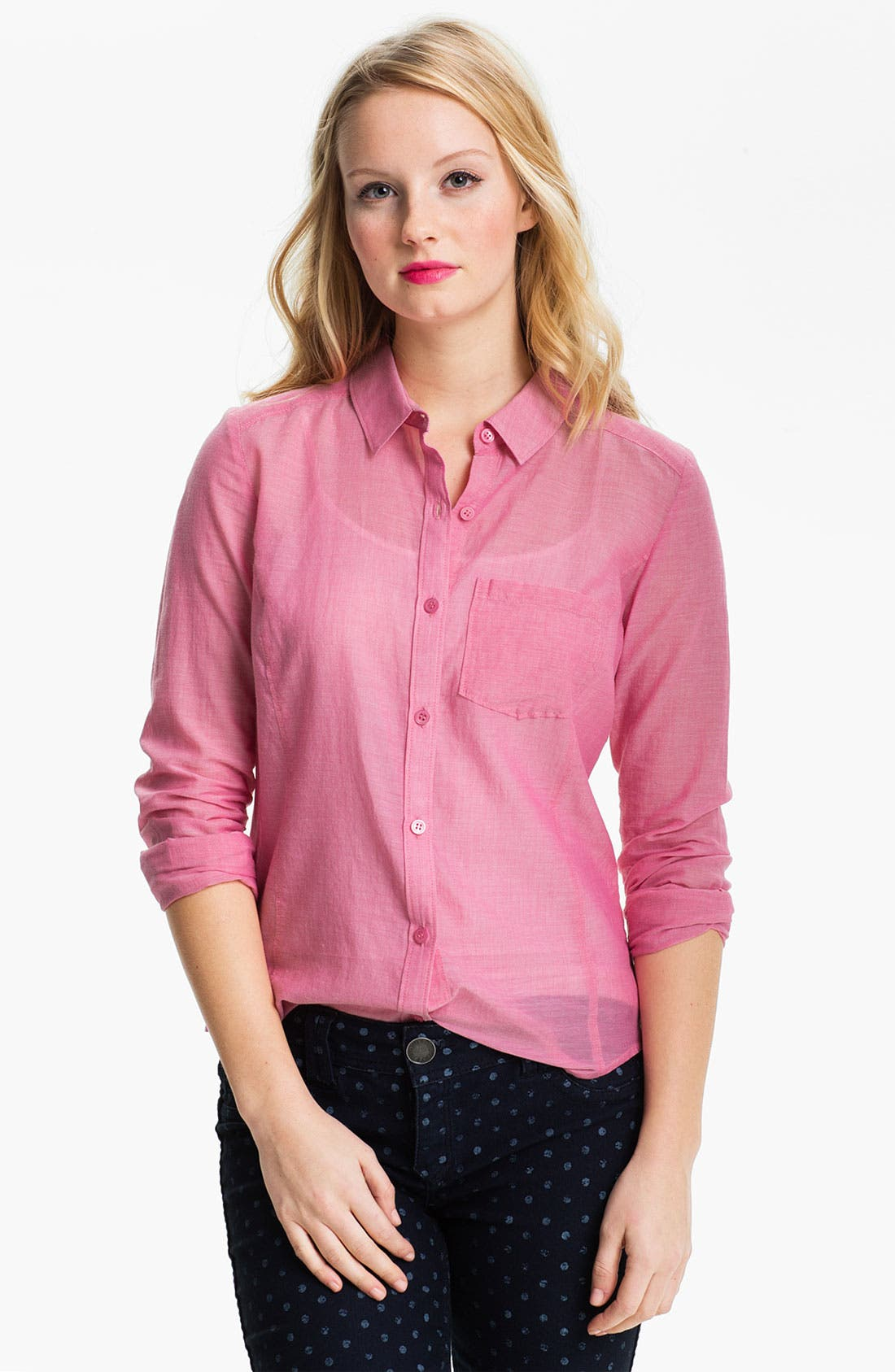 Long Sleeve Shirt,                             Main thumbnail 32, color,
