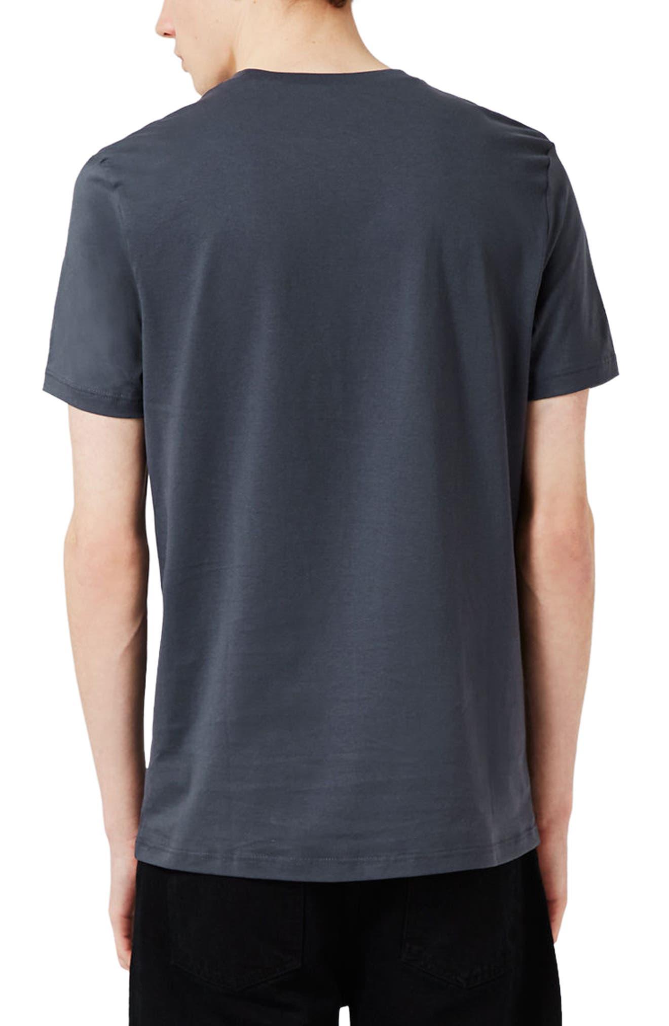 Slim Fit Crewneck T-Shirt,                             Alternate thumbnail 155, color,