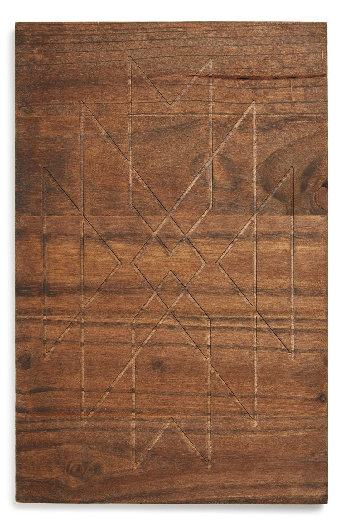 GRACE GRAFFITI Engraved Pine Wood Placemat/Cutting Board, Main, color, 200