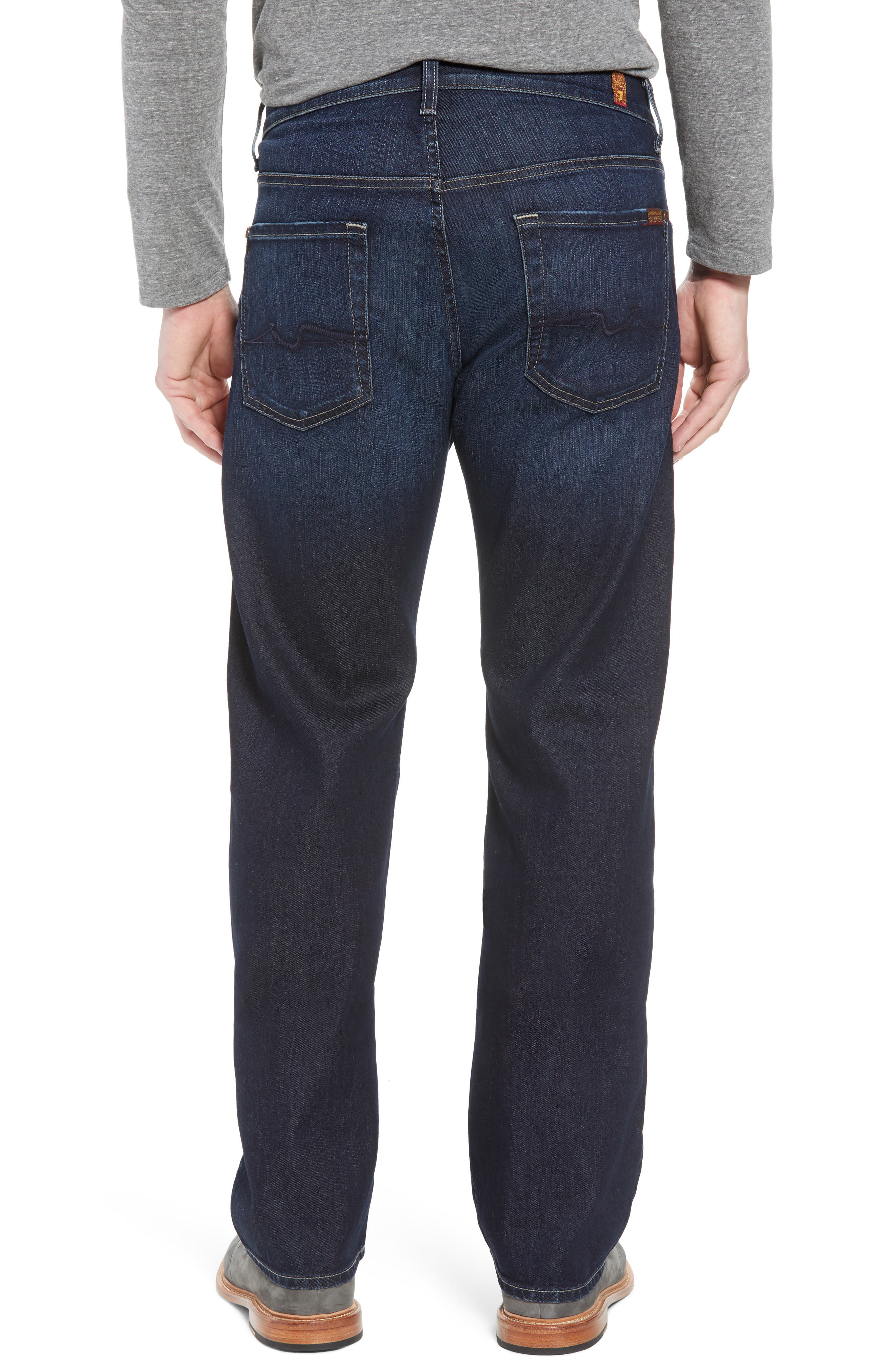 Airweft Austyn Relaxed Straight Leg Jeans,                             Alternate thumbnail 2, color,                             406