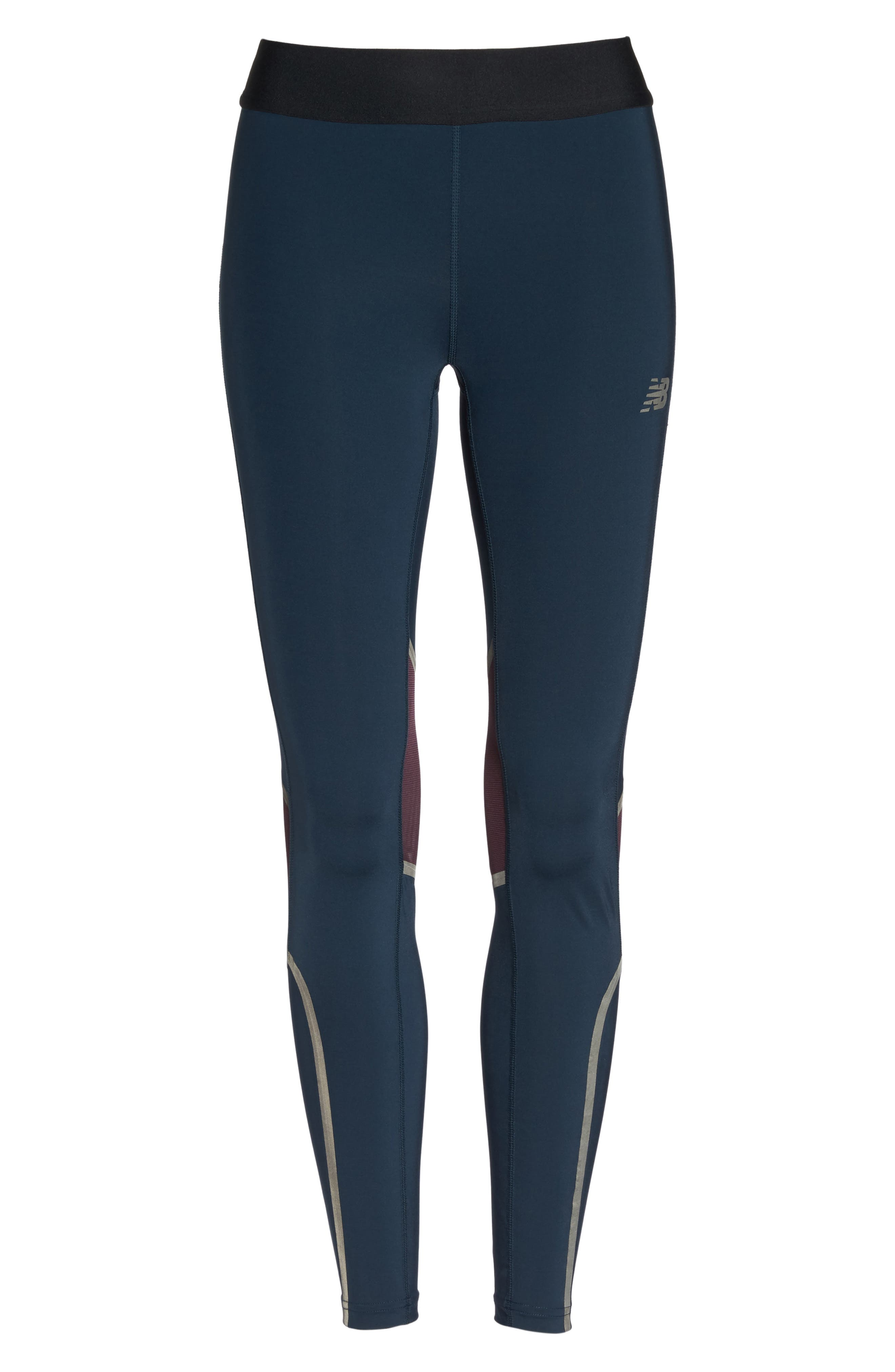 Precision Running Tights,                             Alternate thumbnail 7, color,                             424