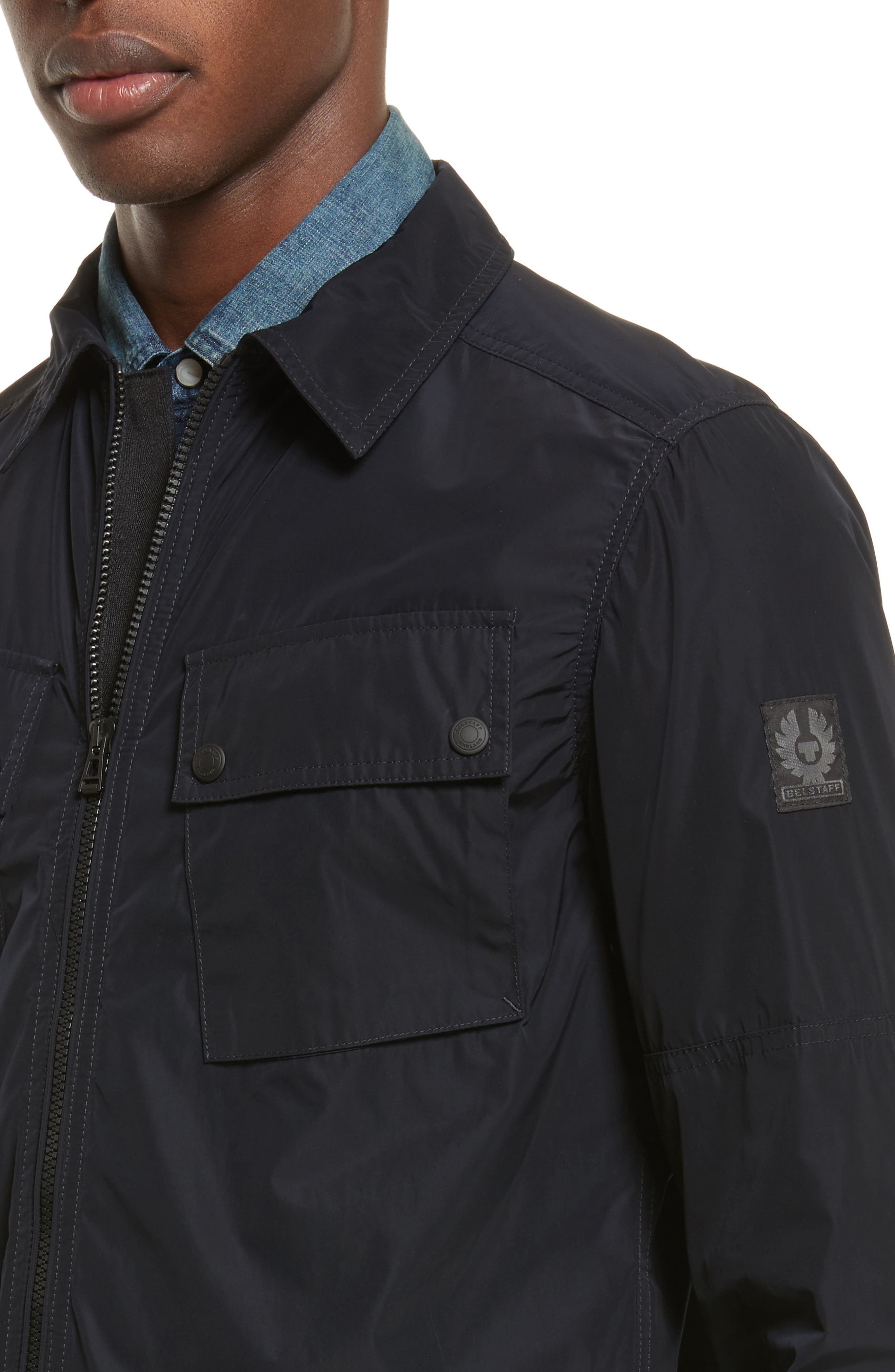 Talbrook Shirt Jacket,                             Alternate thumbnail 4, color,                             402