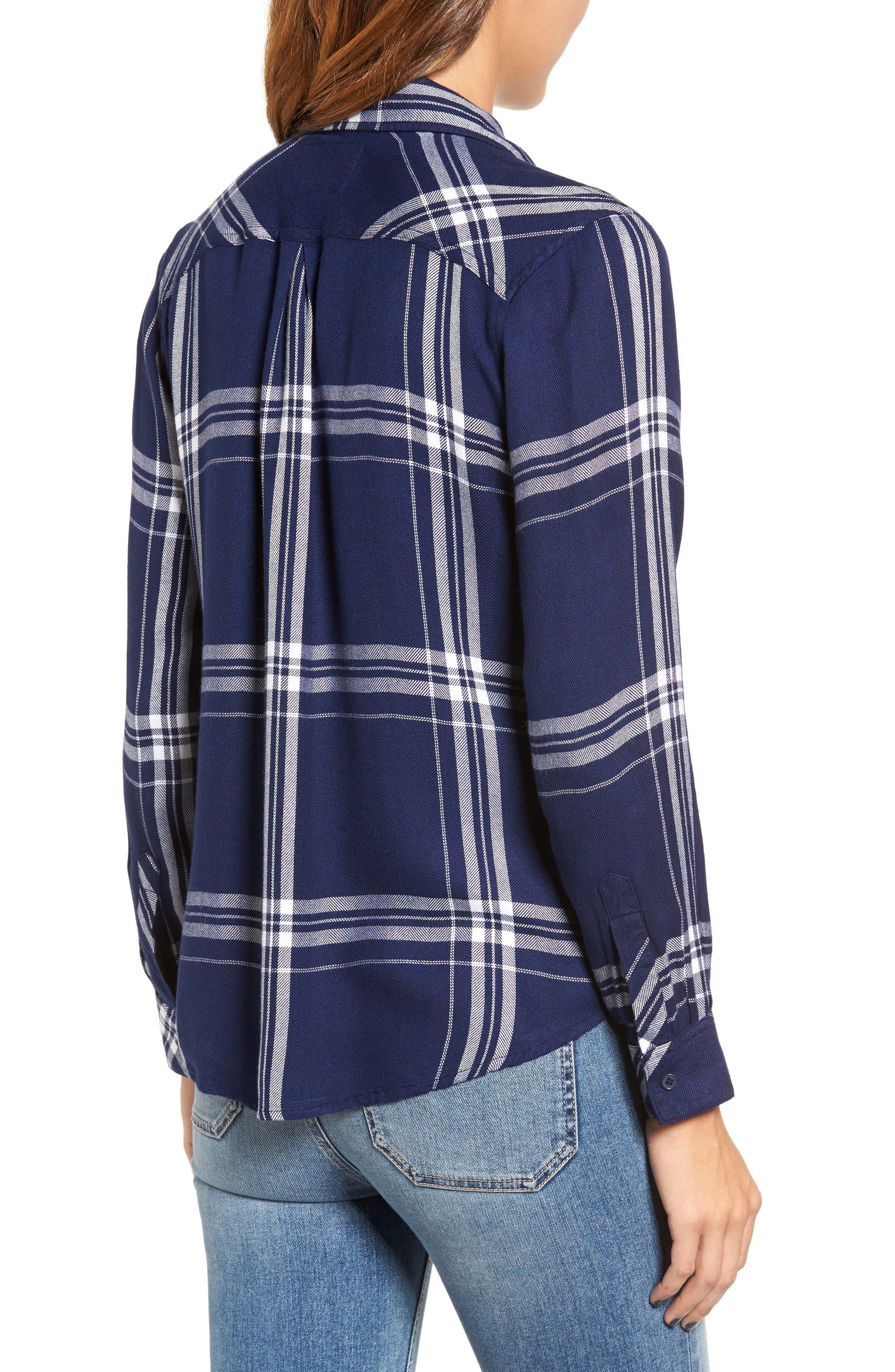 Hunter Plaid Shirt,                             Alternate thumbnail 251, color,