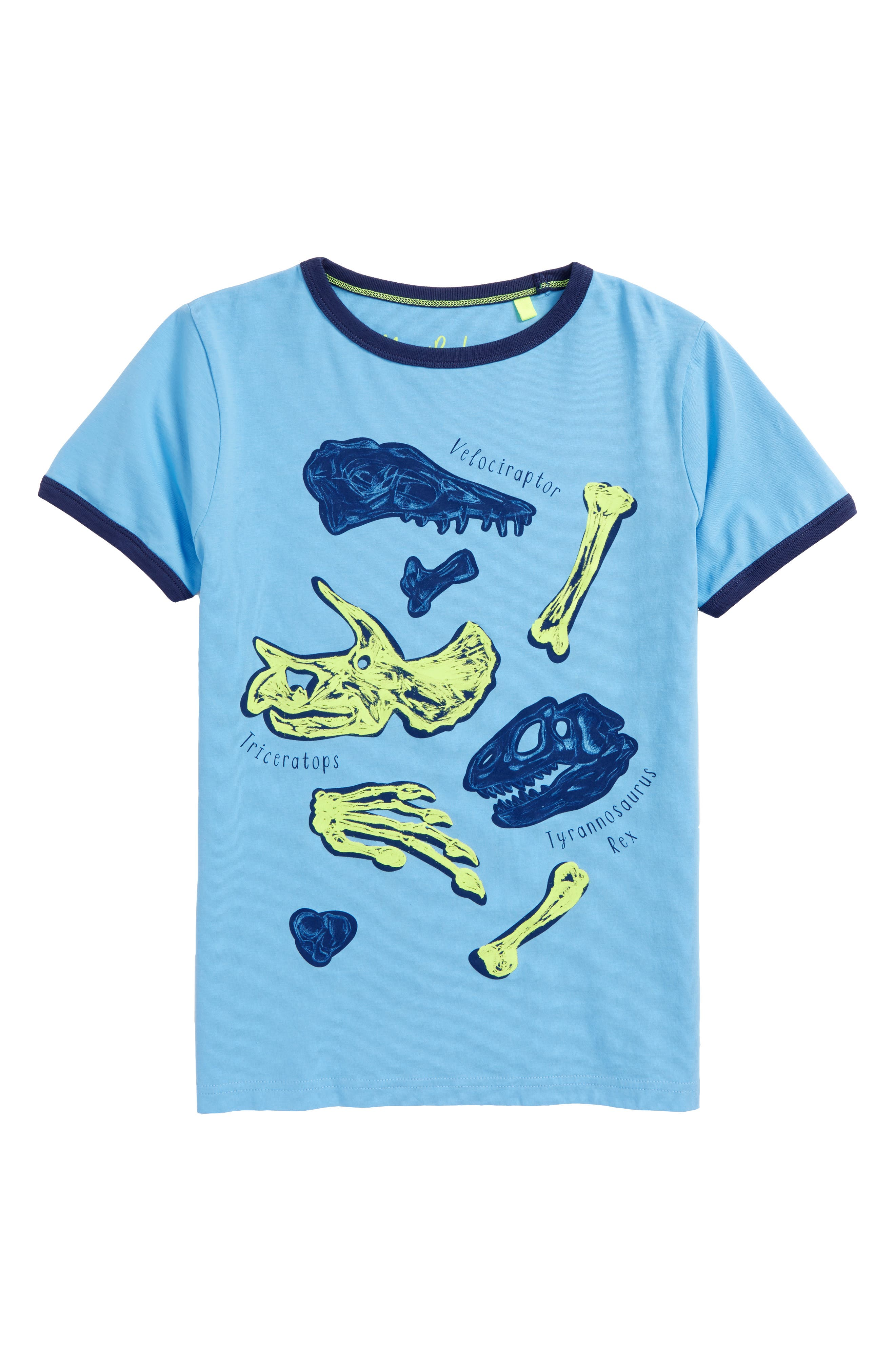 Educational Dinosaur T-Shirt,                         Main,                         color, 454