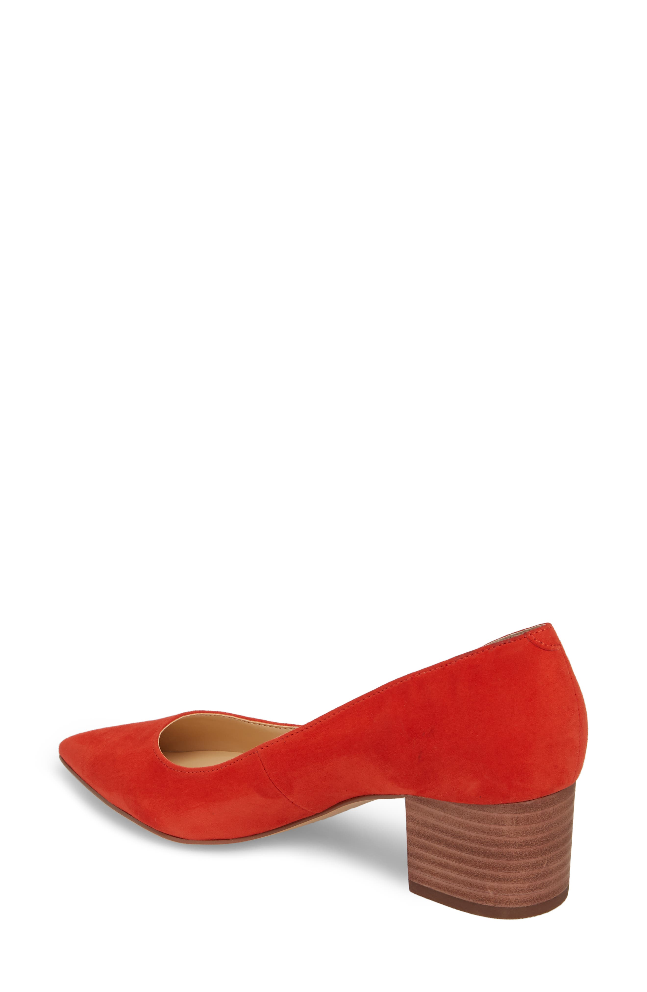 Andorra Genuine Calf Hair Pump,                             Alternate thumbnail 10, color,