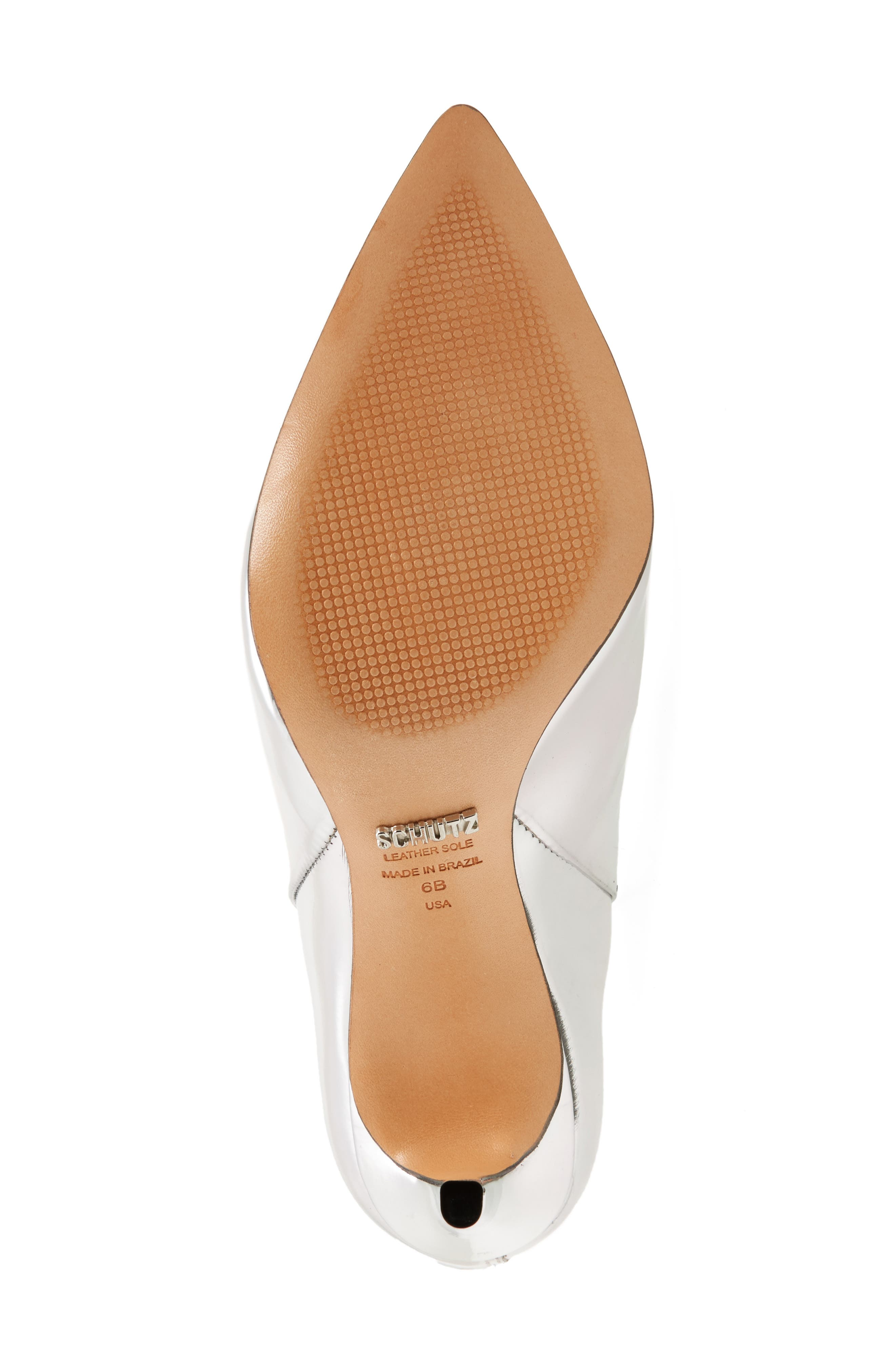 Ginny Pointy Toe Bootie,                             Alternate thumbnail 6, color,                             042