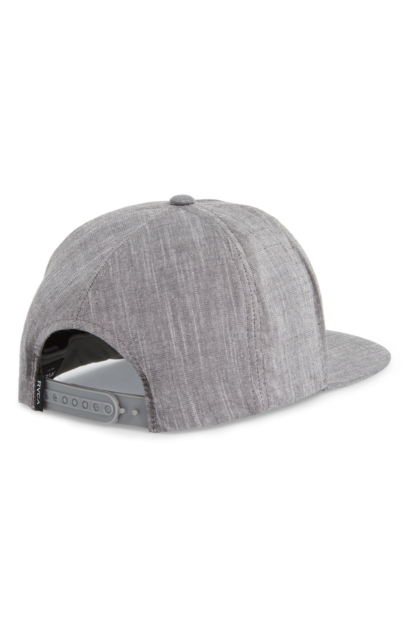 a2d230dc6c6 RVCA Finley Snapback Cap