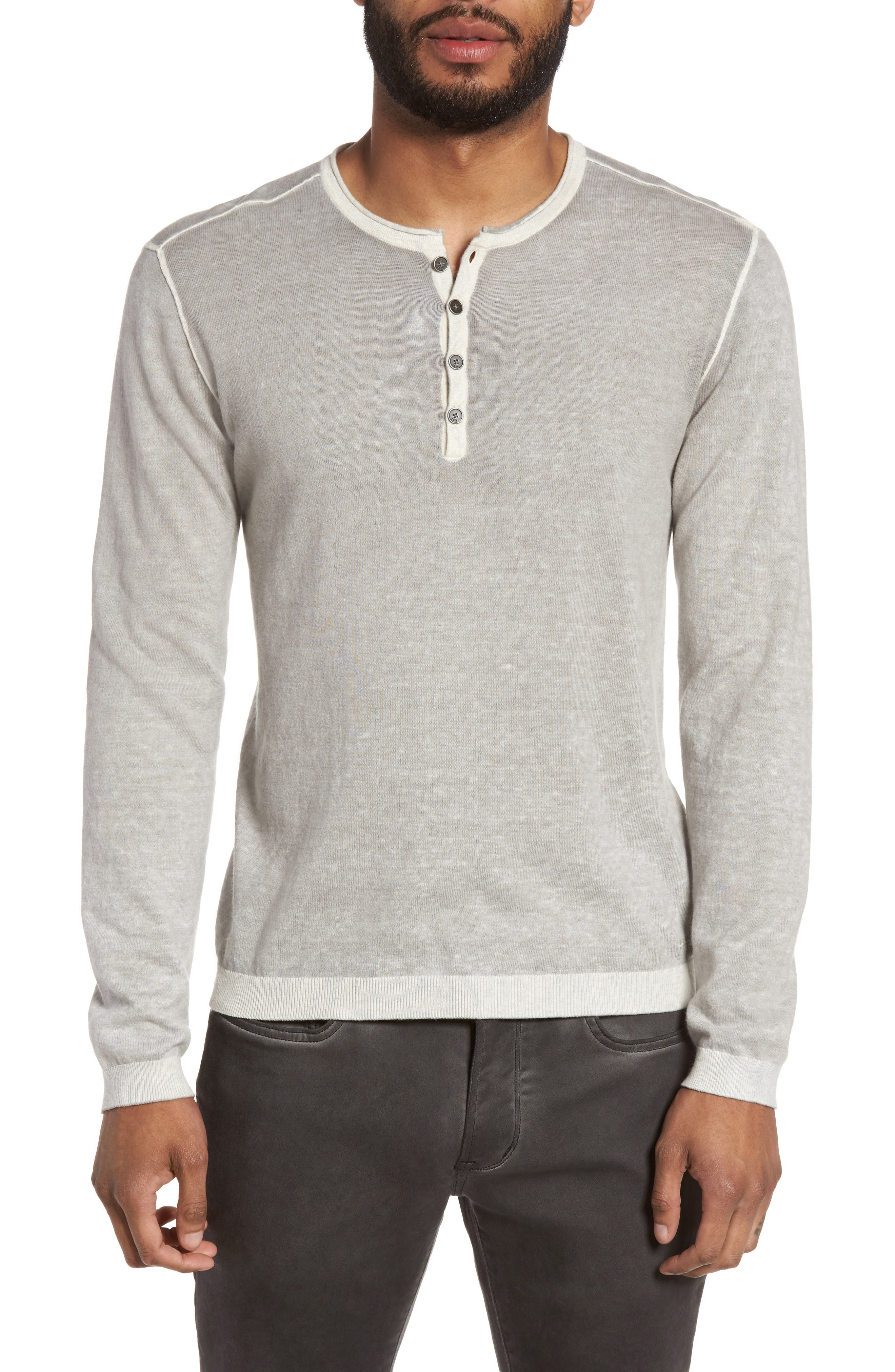 Henley Sweater,                             Main thumbnail 1, color,                             137