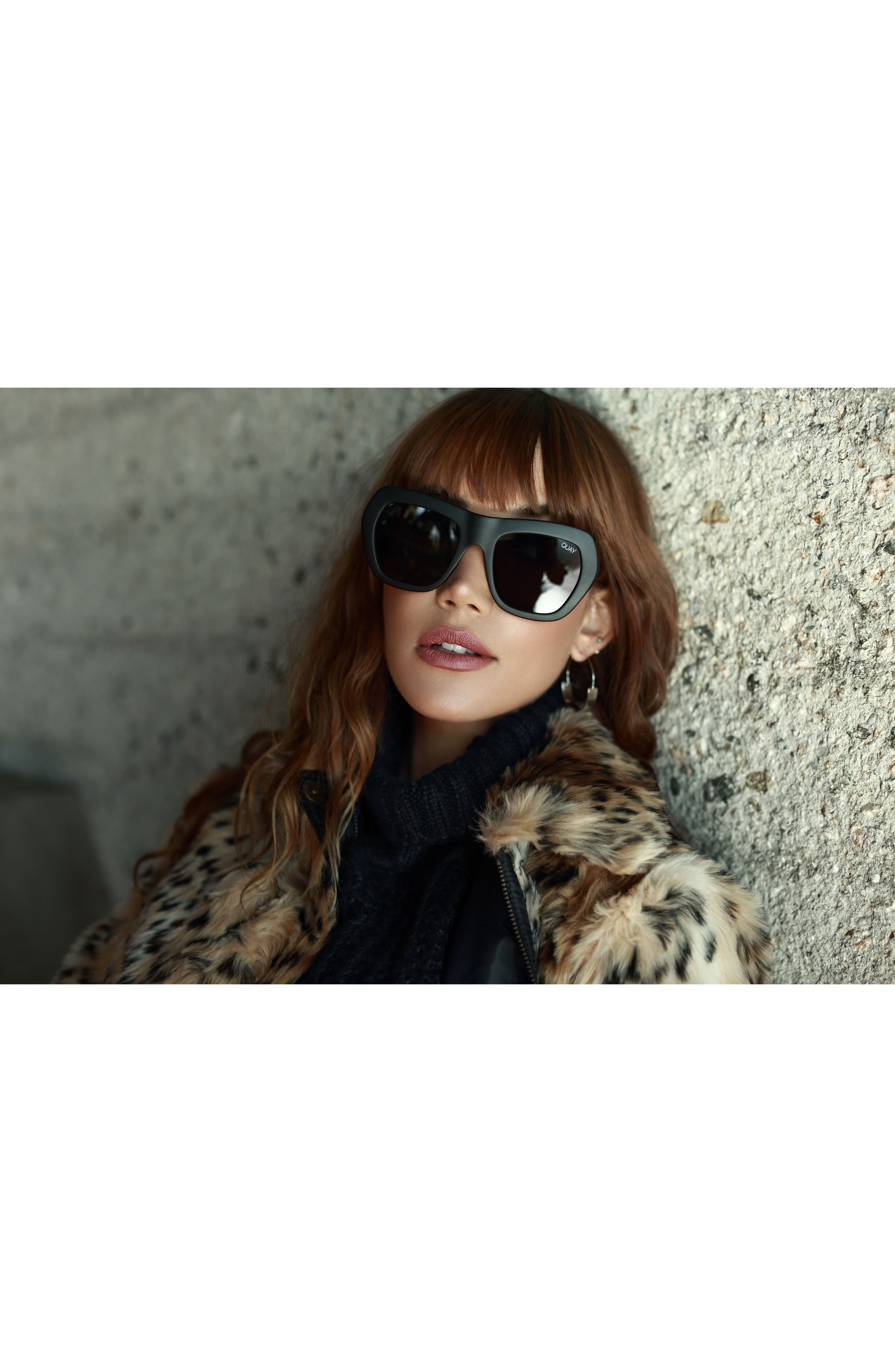 Common Love 53mm Square Sunglasses,                             Alternate thumbnail 9, color,