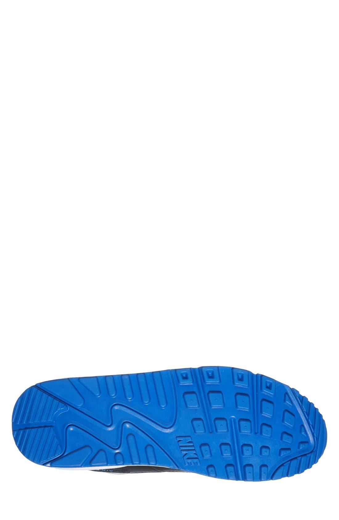 NIKE,                             'Air Max 90 LTR' Sneaker,                             Alternate thumbnail 2, color,                             001