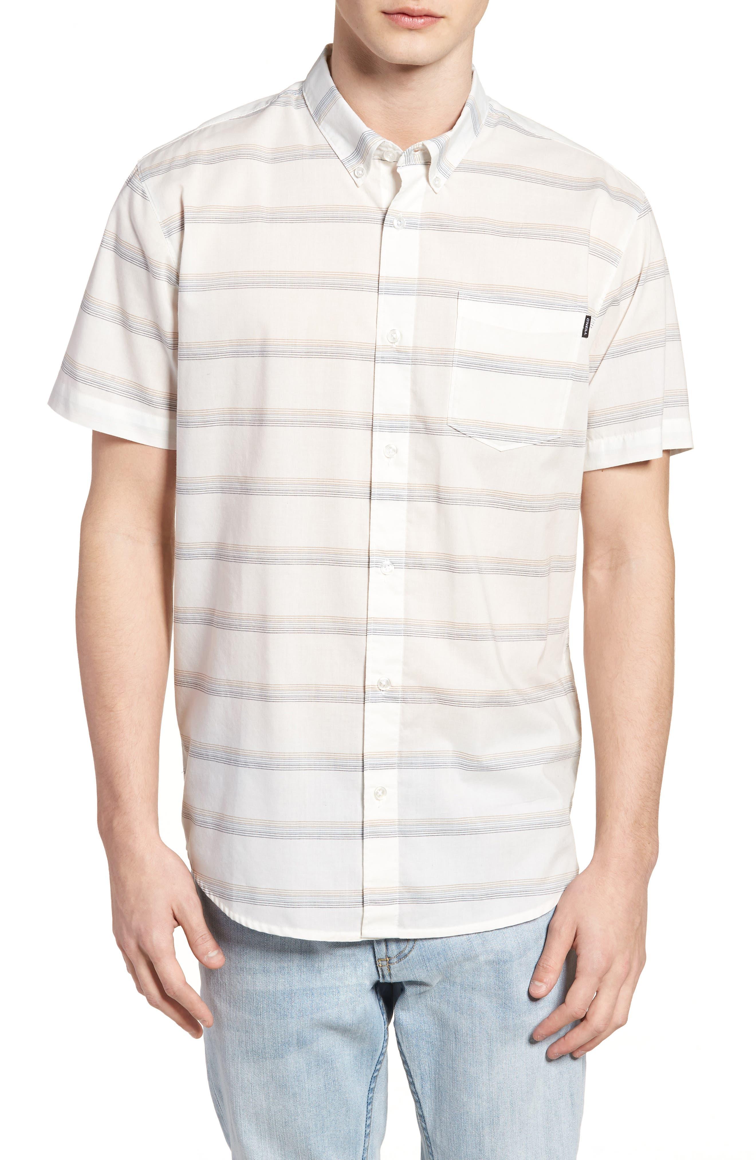 Pickett Woven Shirt,                             Main thumbnail 2, color,