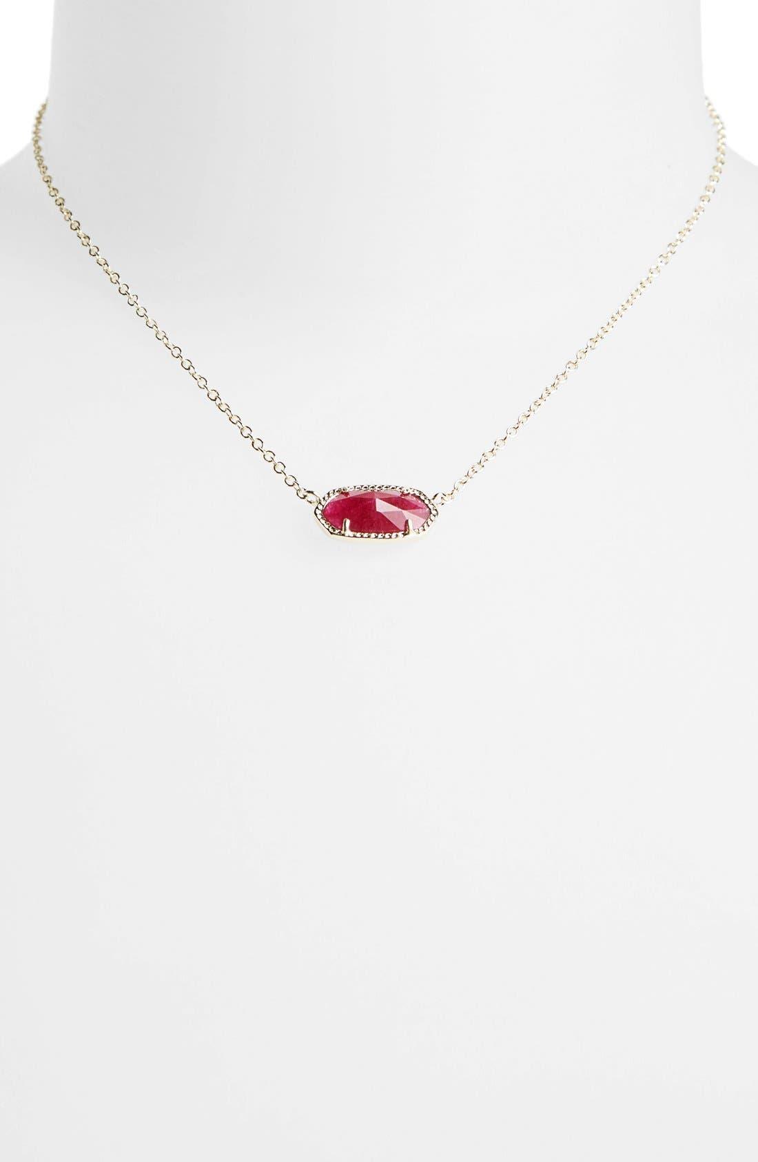 'Elisa' Pendant Necklace,                             Alternate thumbnail 114, color,