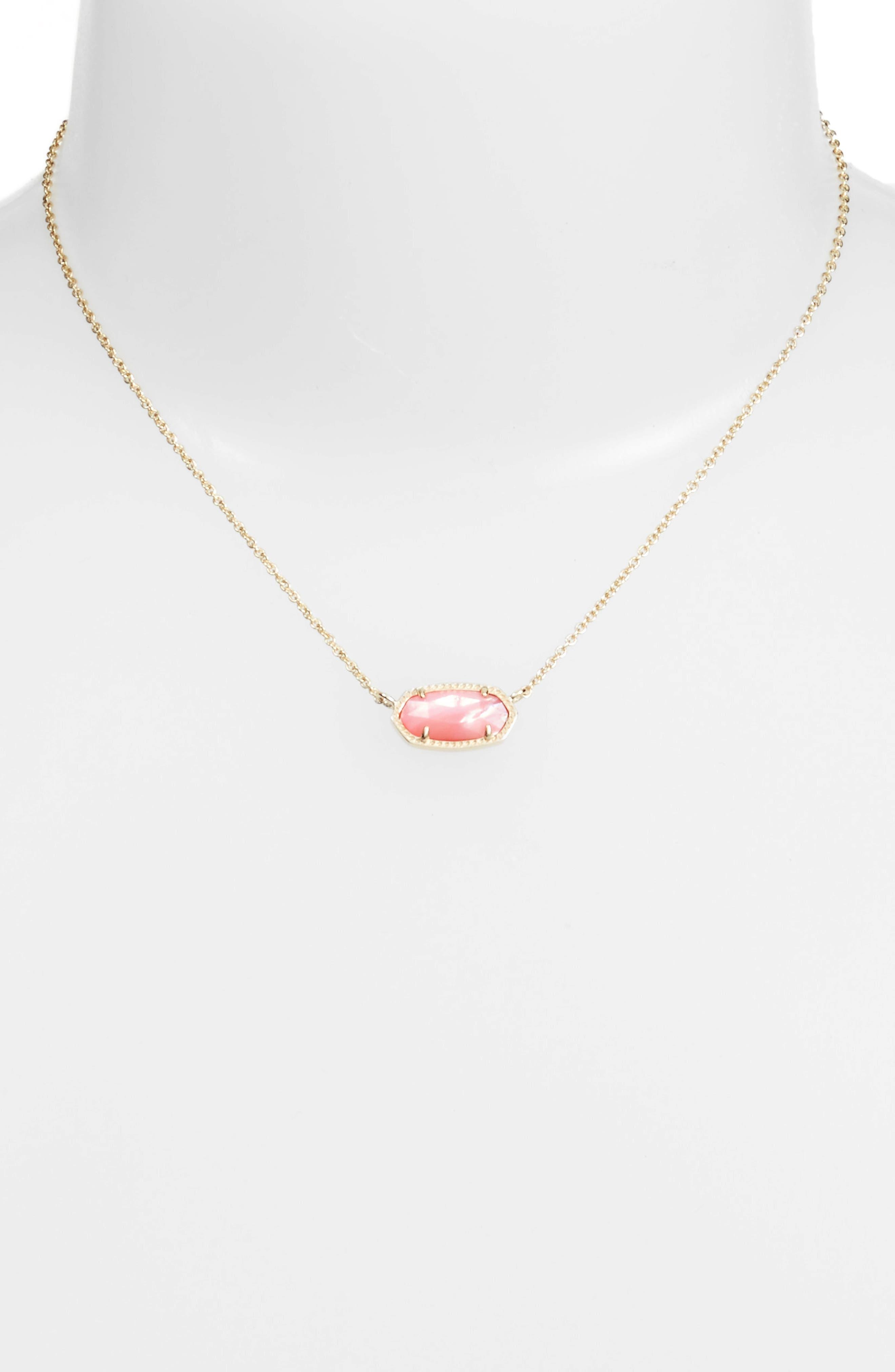 'Elisa' Pendant Necklace,                             Alternate thumbnail 195, color,