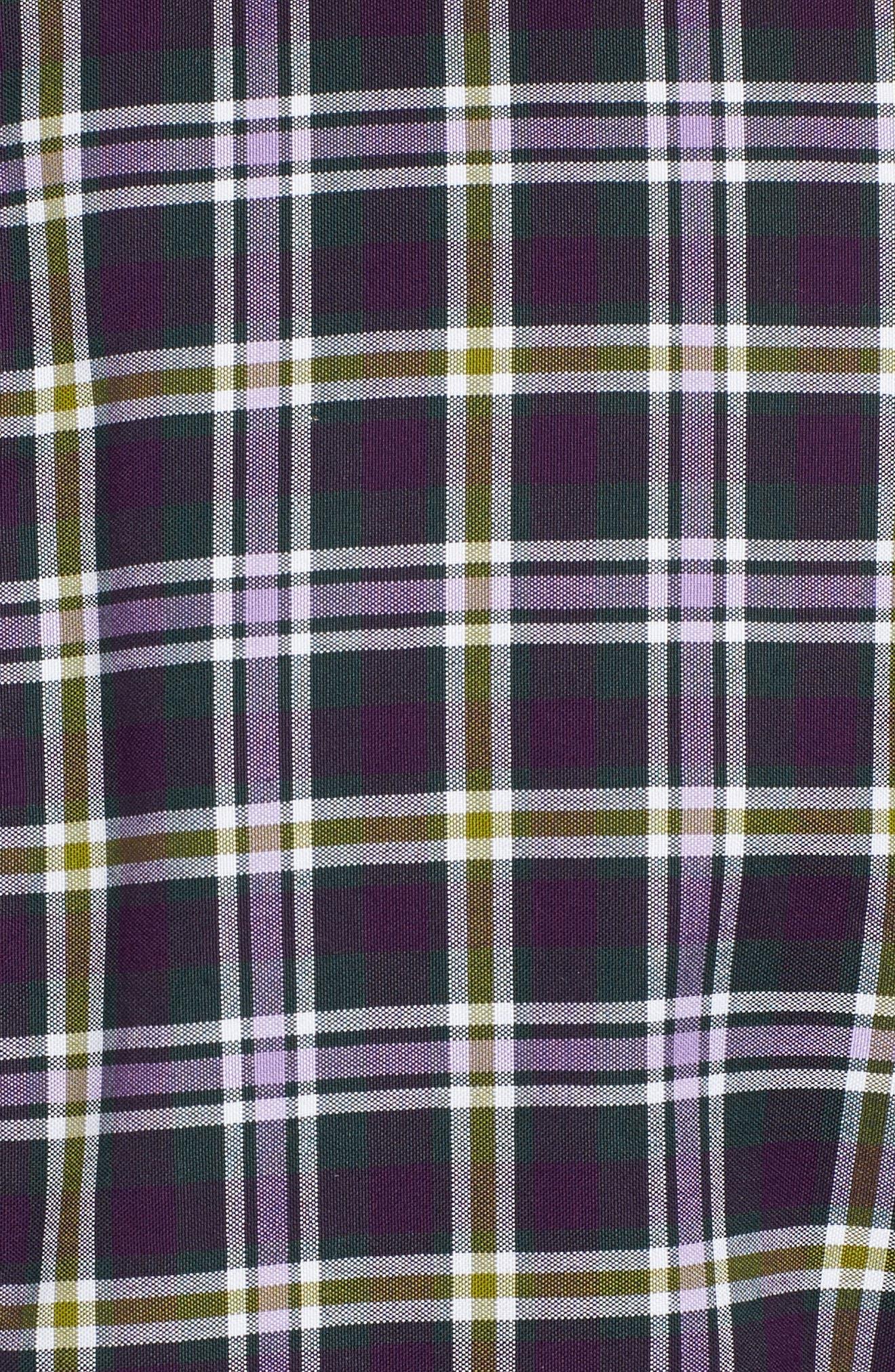 Calhoun Regular Fit Check Sport Shirt,                             Alternate thumbnail 5, color,                             530