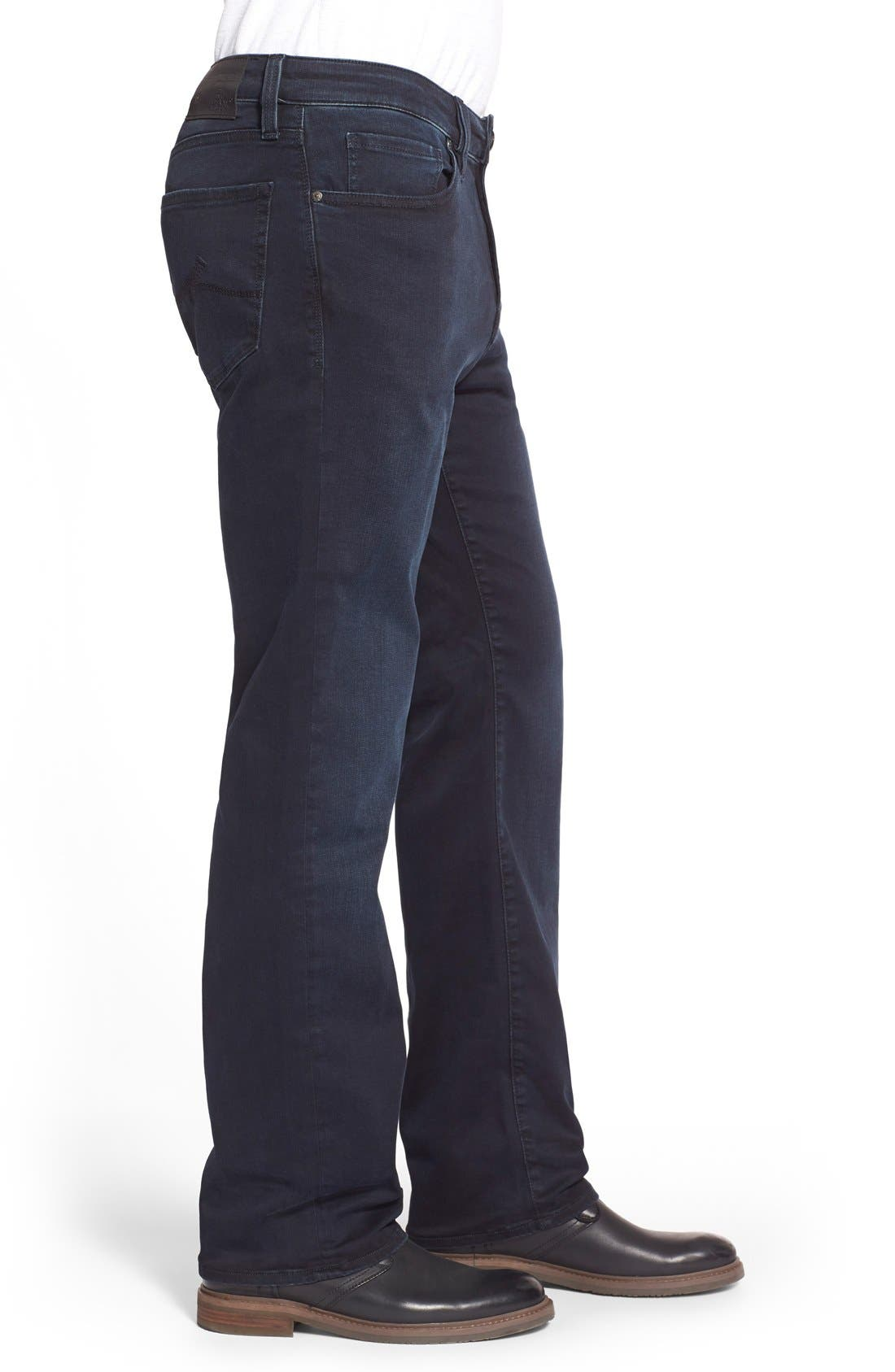 'Charisma' Relaxed Fit Jeans,                             Alternate thumbnail 3, color,                             401