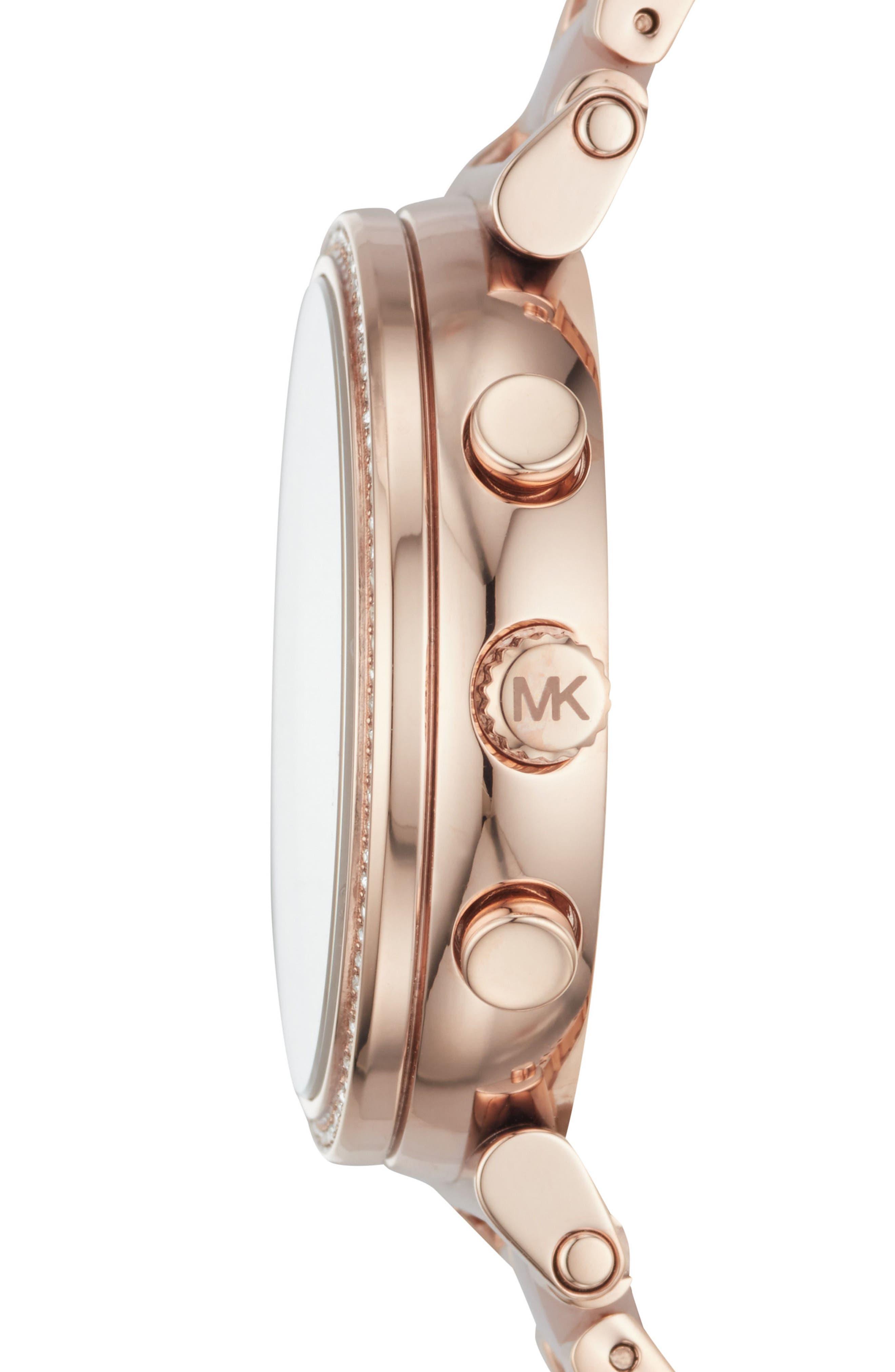 Sofie Chronograph Bracelet Watch, 39mm,                             Alternate thumbnail 2, color,                             710