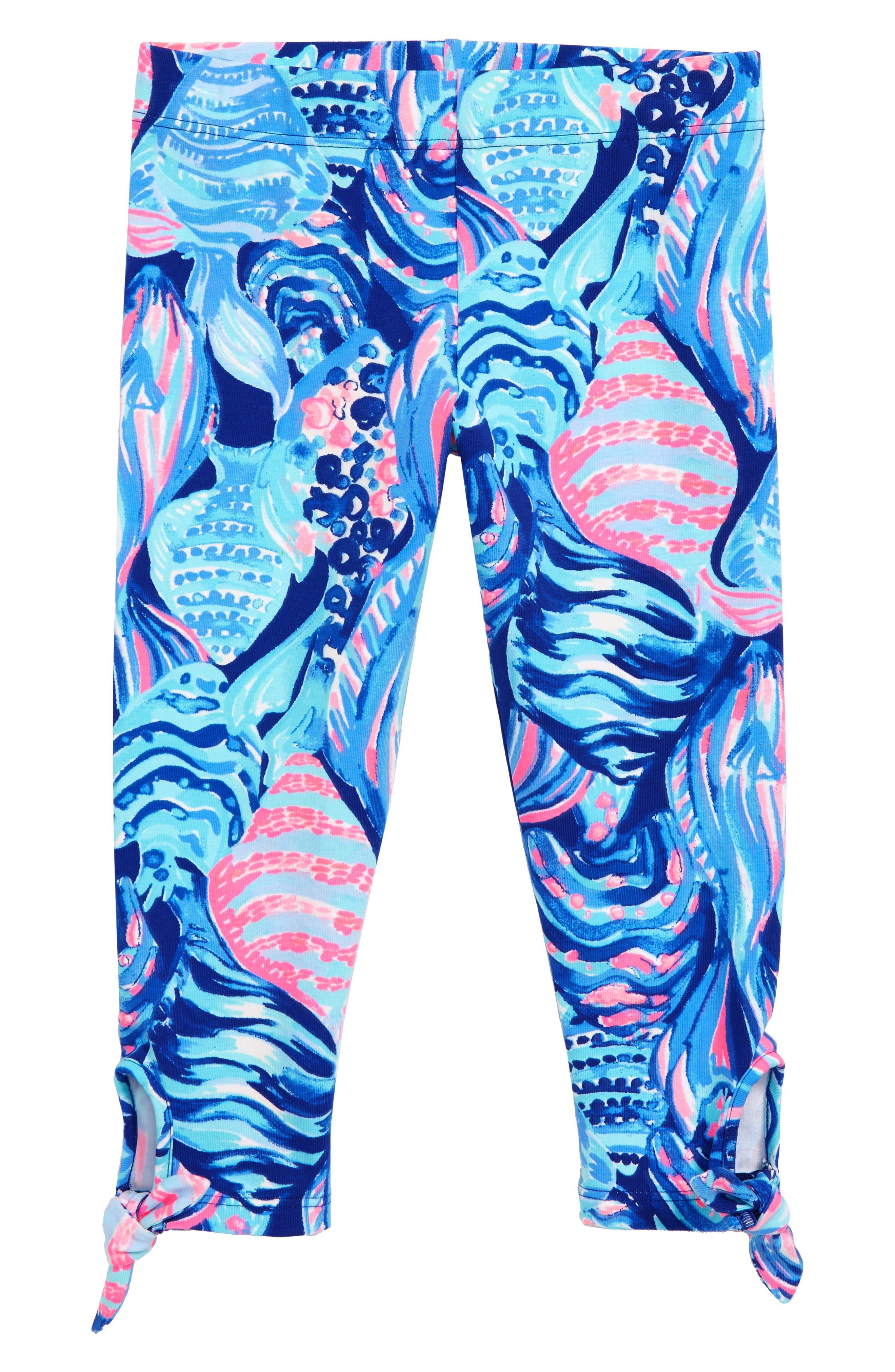 Maia Crop Leggings,                         Main,                         color, TWILIGHT BLUE SCALE UP