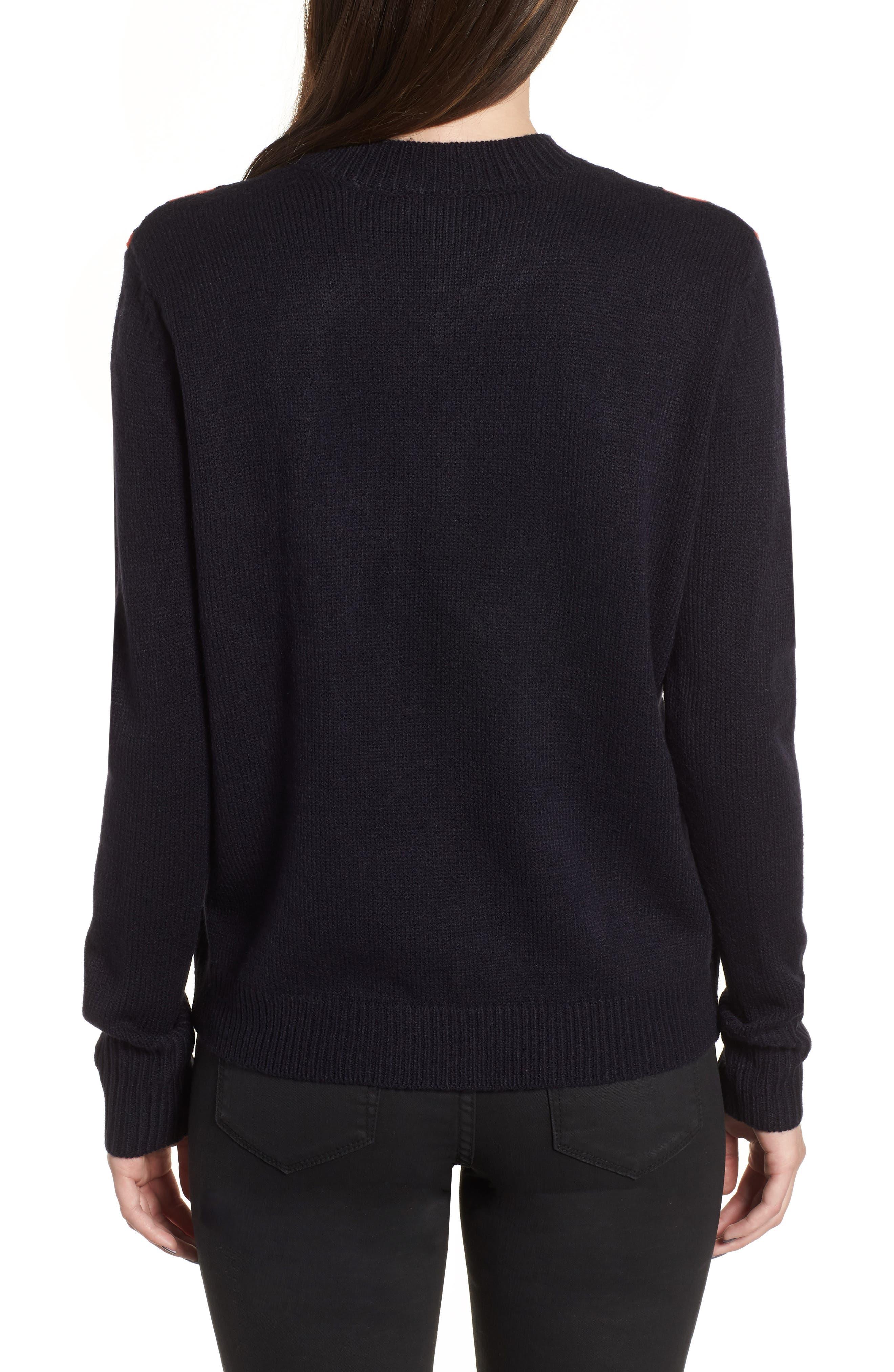 Varsity Sweater,                             Alternate thumbnail 2, color,                             400