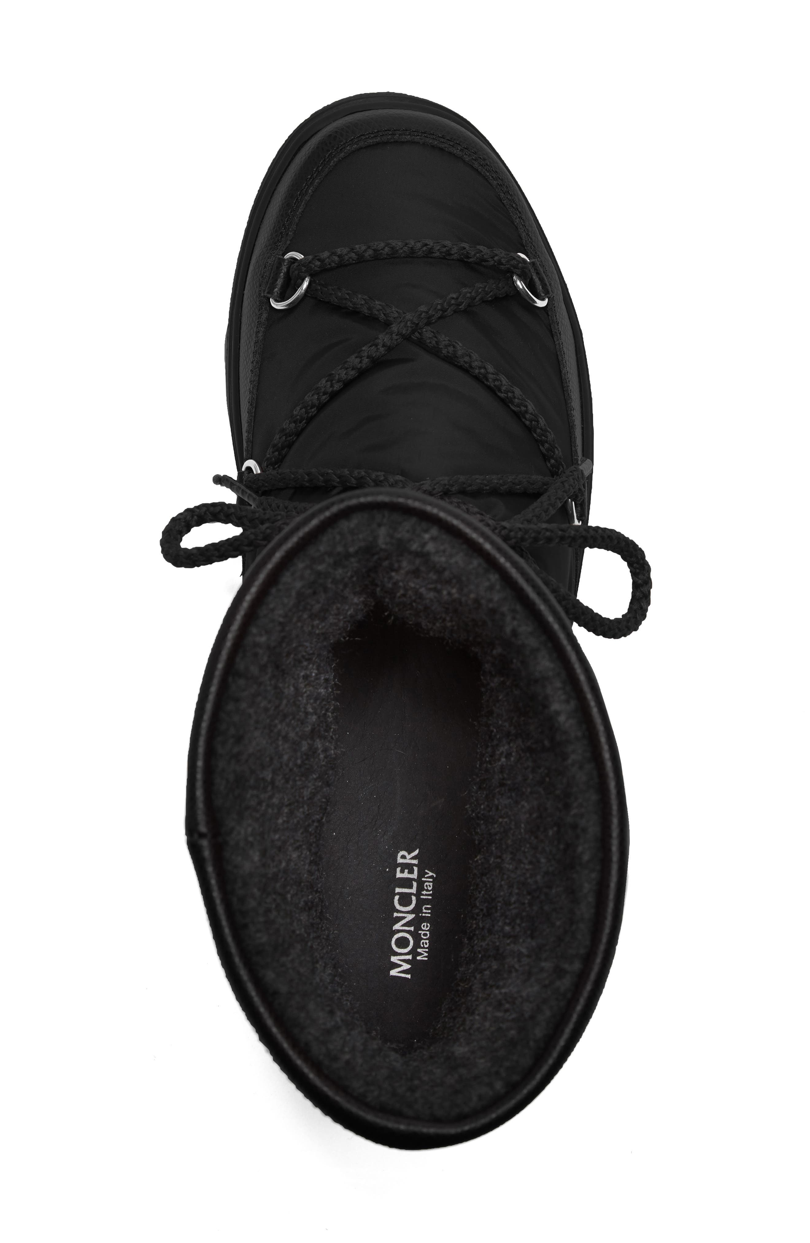 New Fanny Stivale Short Boots,                             Alternate thumbnail 5, color,                             001