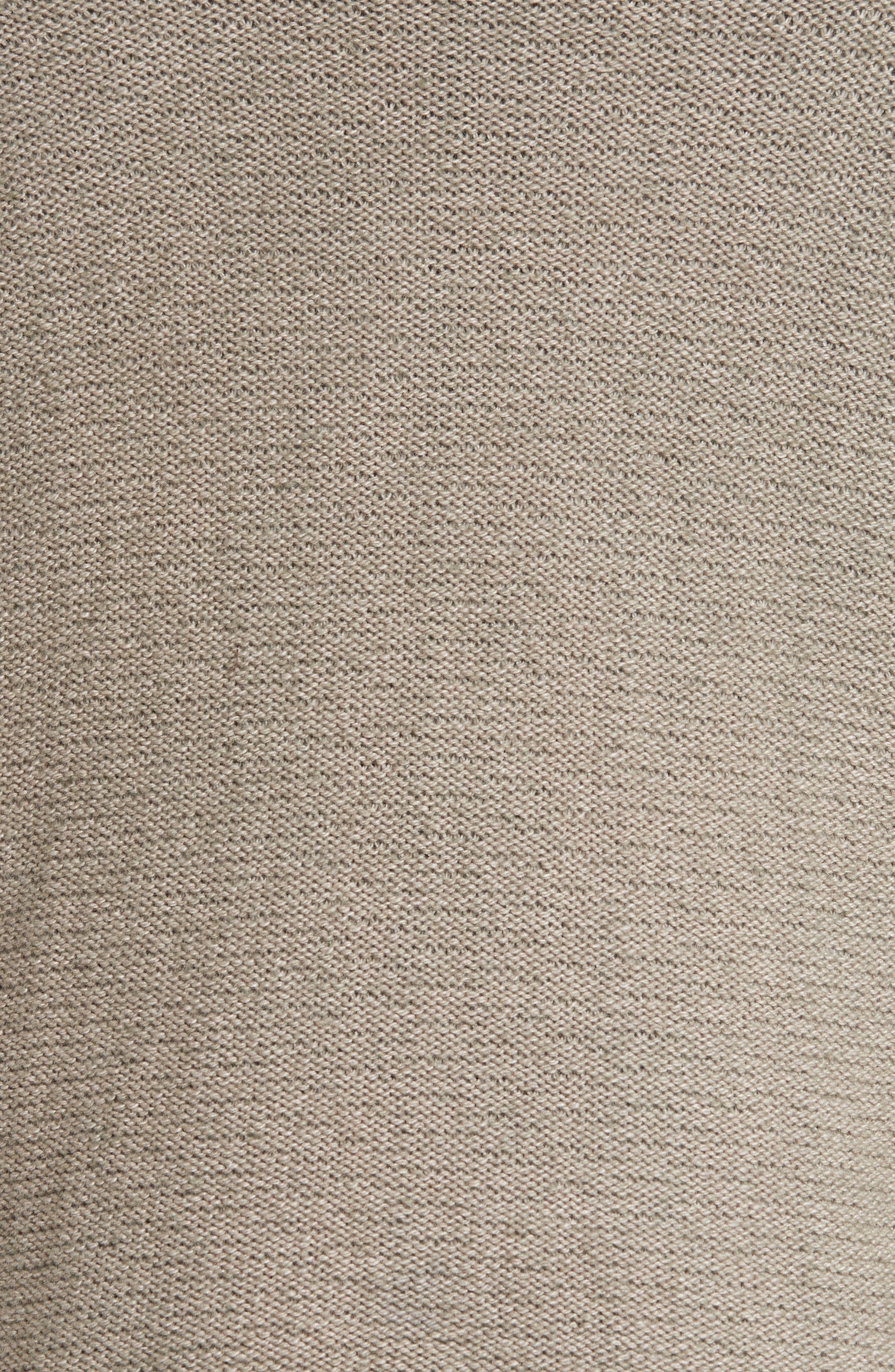 Napoli Slub Cashmere Sweater,                             Alternate thumbnail 5, color,                             200