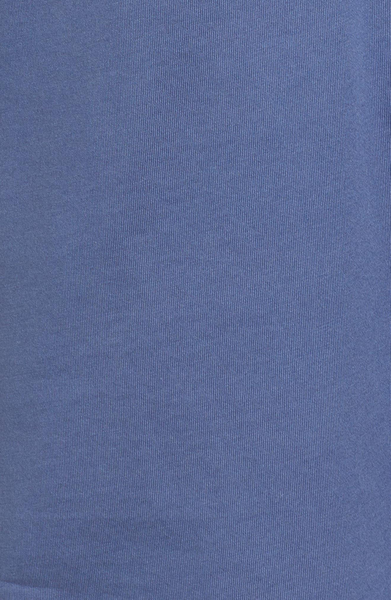 Bliss Supima<sup>®</sup> Cotton Sleep Shirt,                             Alternate thumbnail 5, color,