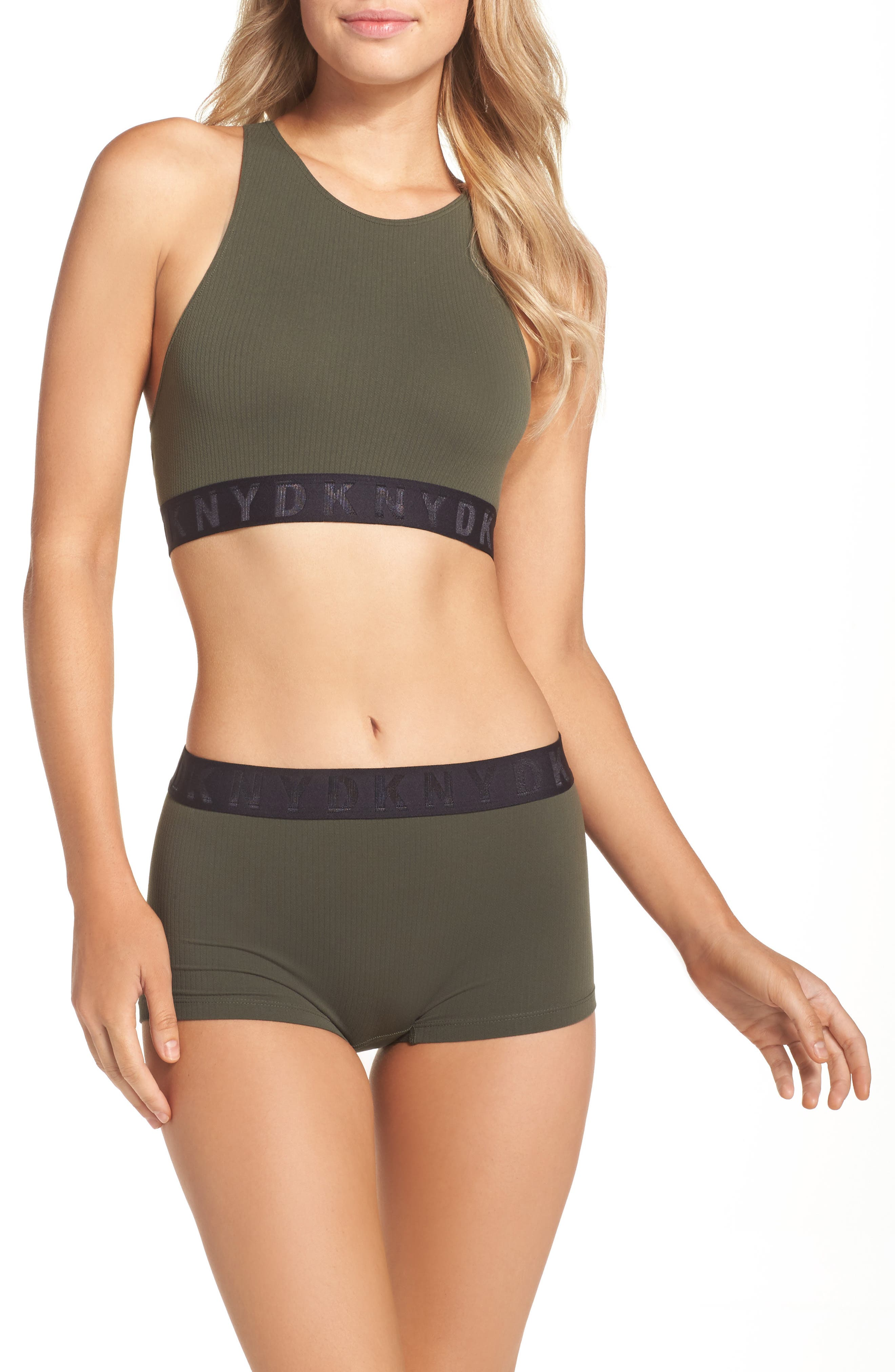 LiteWear Seamless Bralette,                             Alternate thumbnail 33, color,
