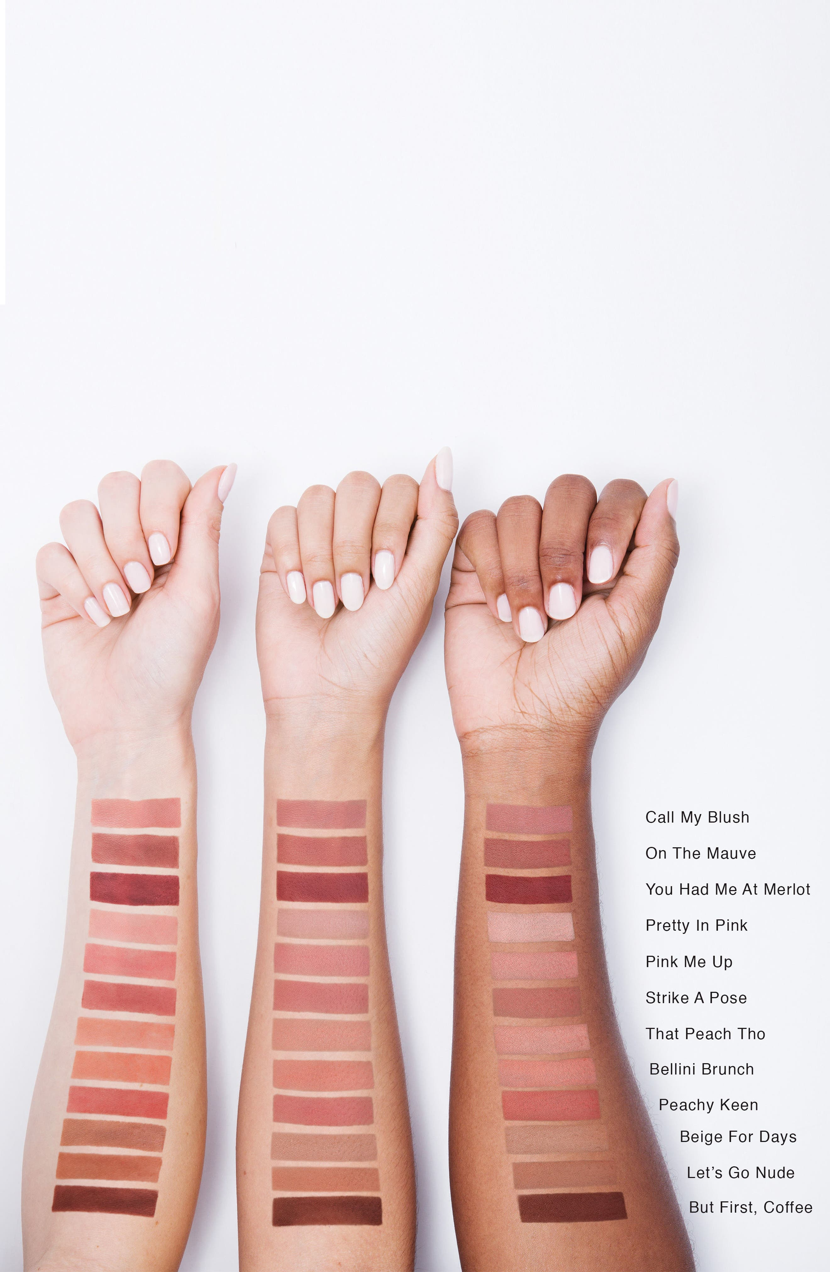 Gen Nude<sup>®</sup> Powder Blush,                             Alternate thumbnail 5, color,                             BEIGE FOR DAYS
