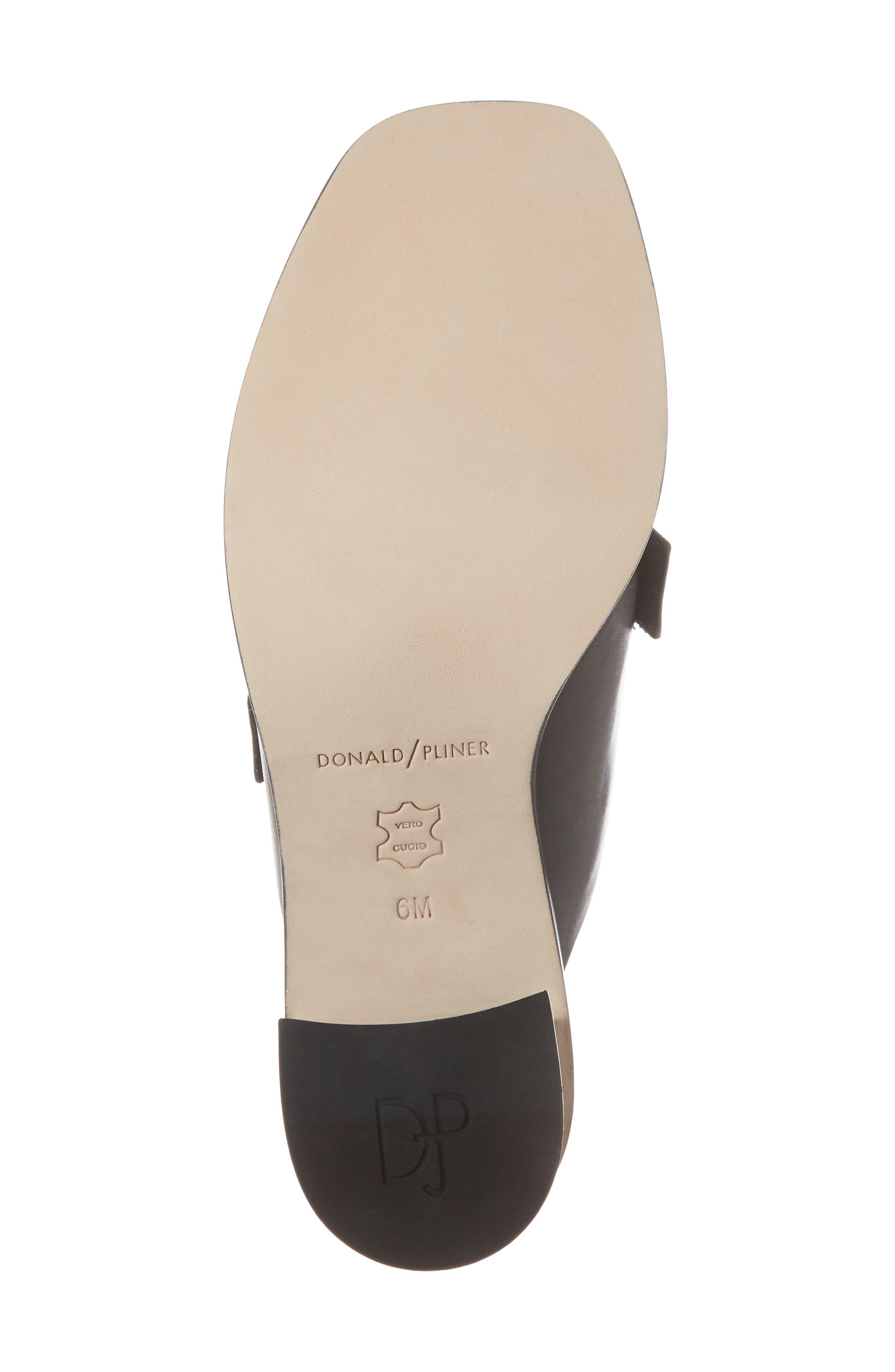 Amalia Block Heel Sandal,                             Alternate thumbnail 6, color,                             001