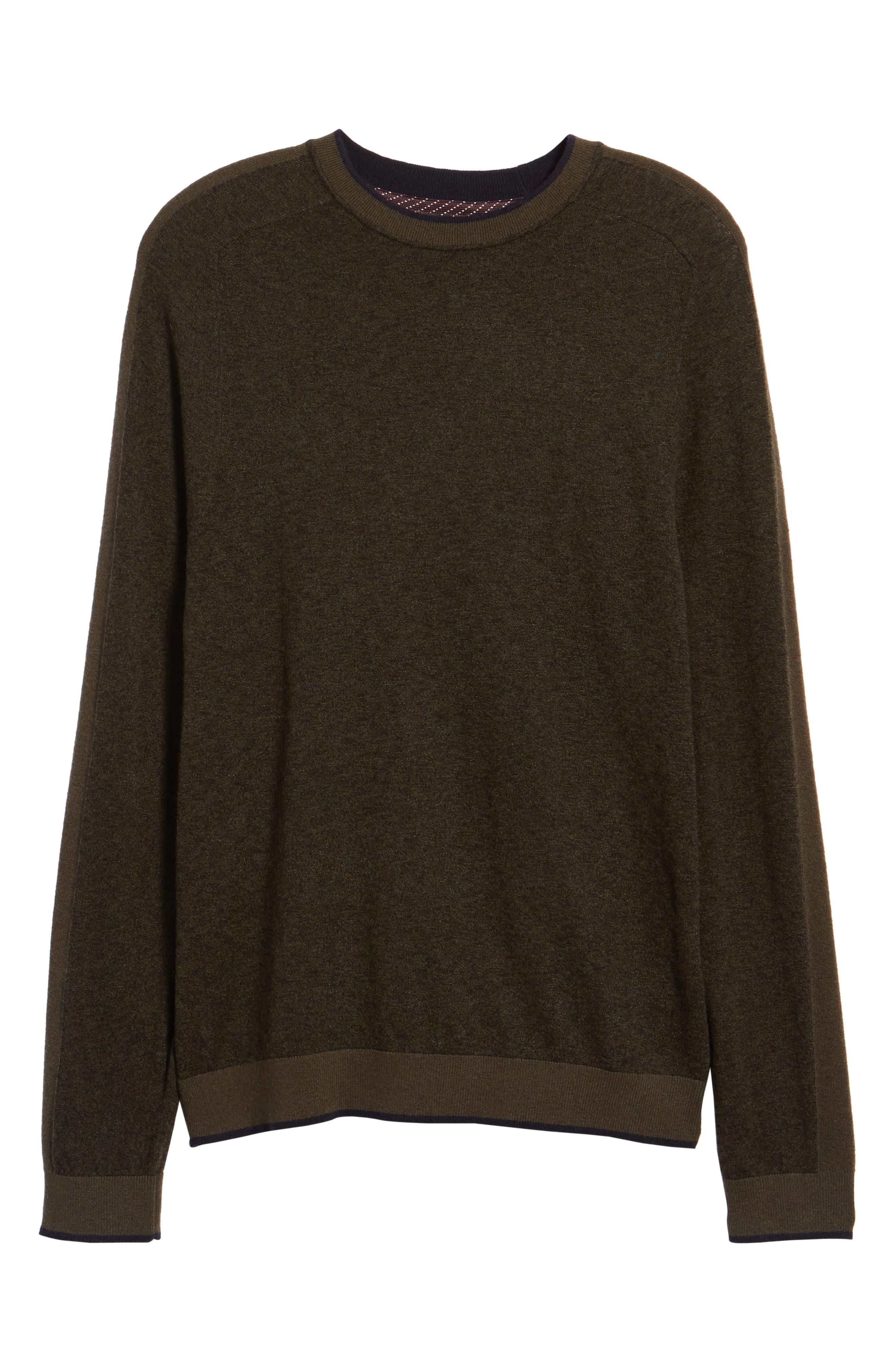 Norpol Crewneck Sweater,                             Alternate thumbnail 22, color,