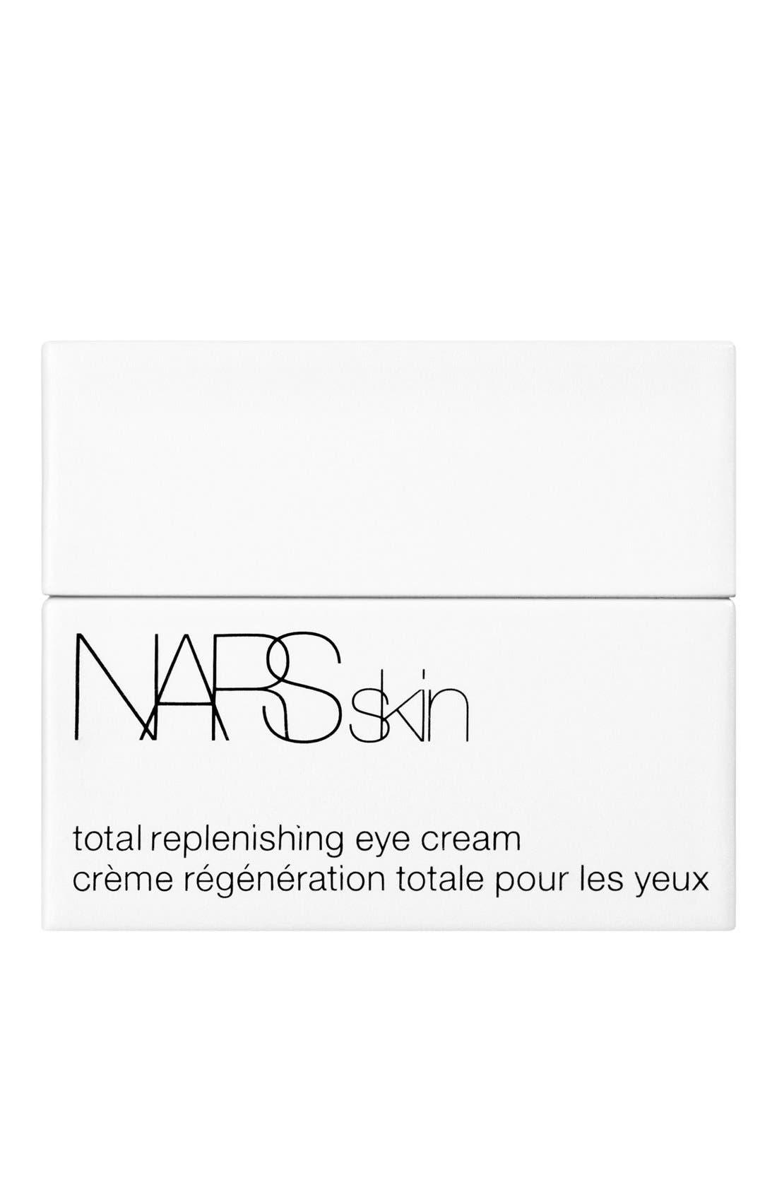 Skin Total Replenishing Eye Cream Jar,                             Main thumbnail 1, color,                             NO COLOR