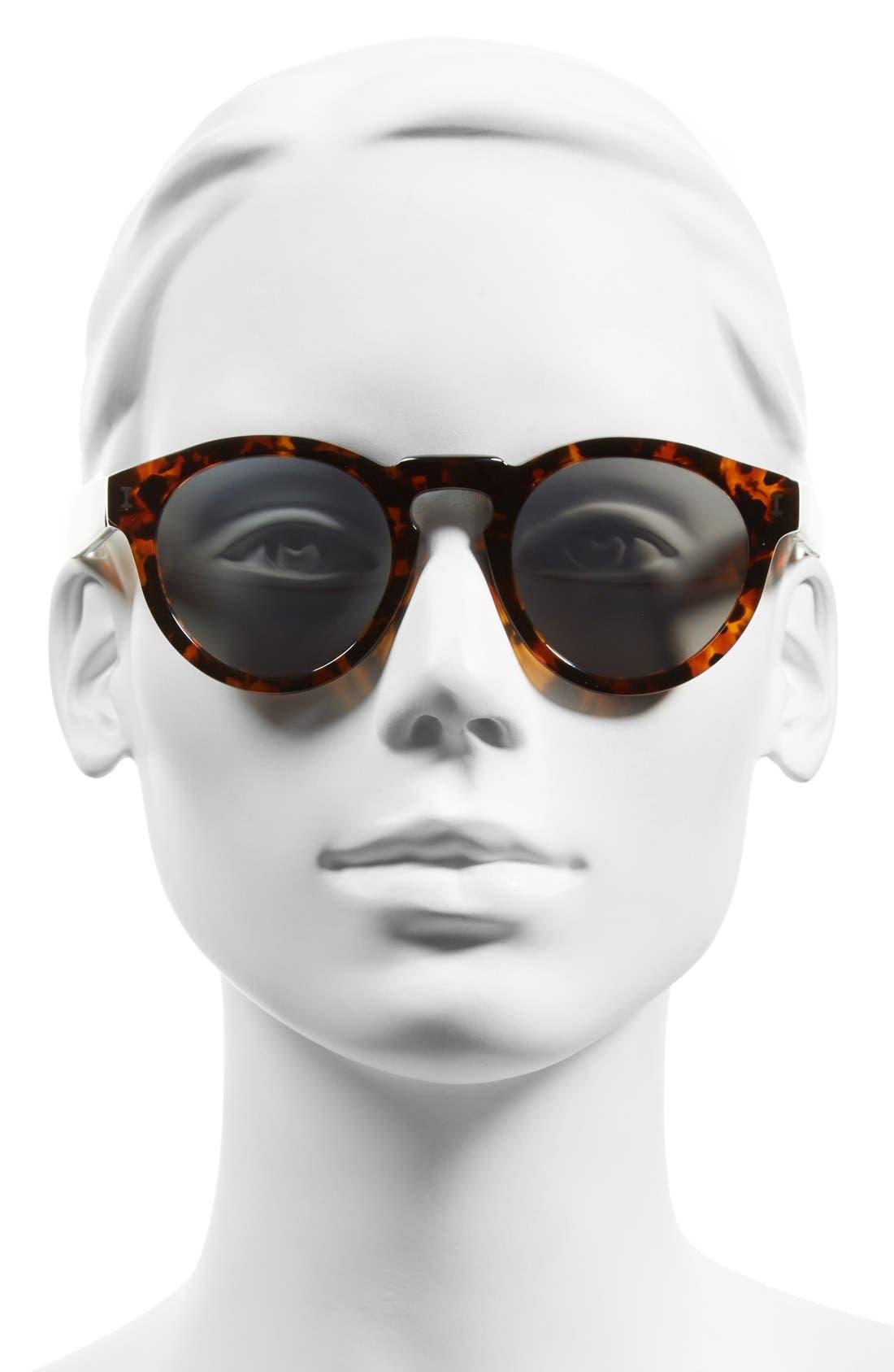 'Leonard' 47mm Sunglasses,                             Alternate thumbnail 122, color,
