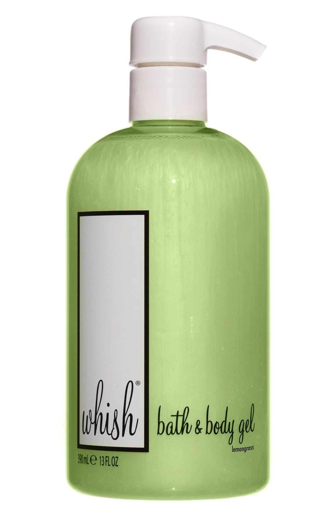 Lemongrass Body Wash,                             Main thumbnail 1, color,