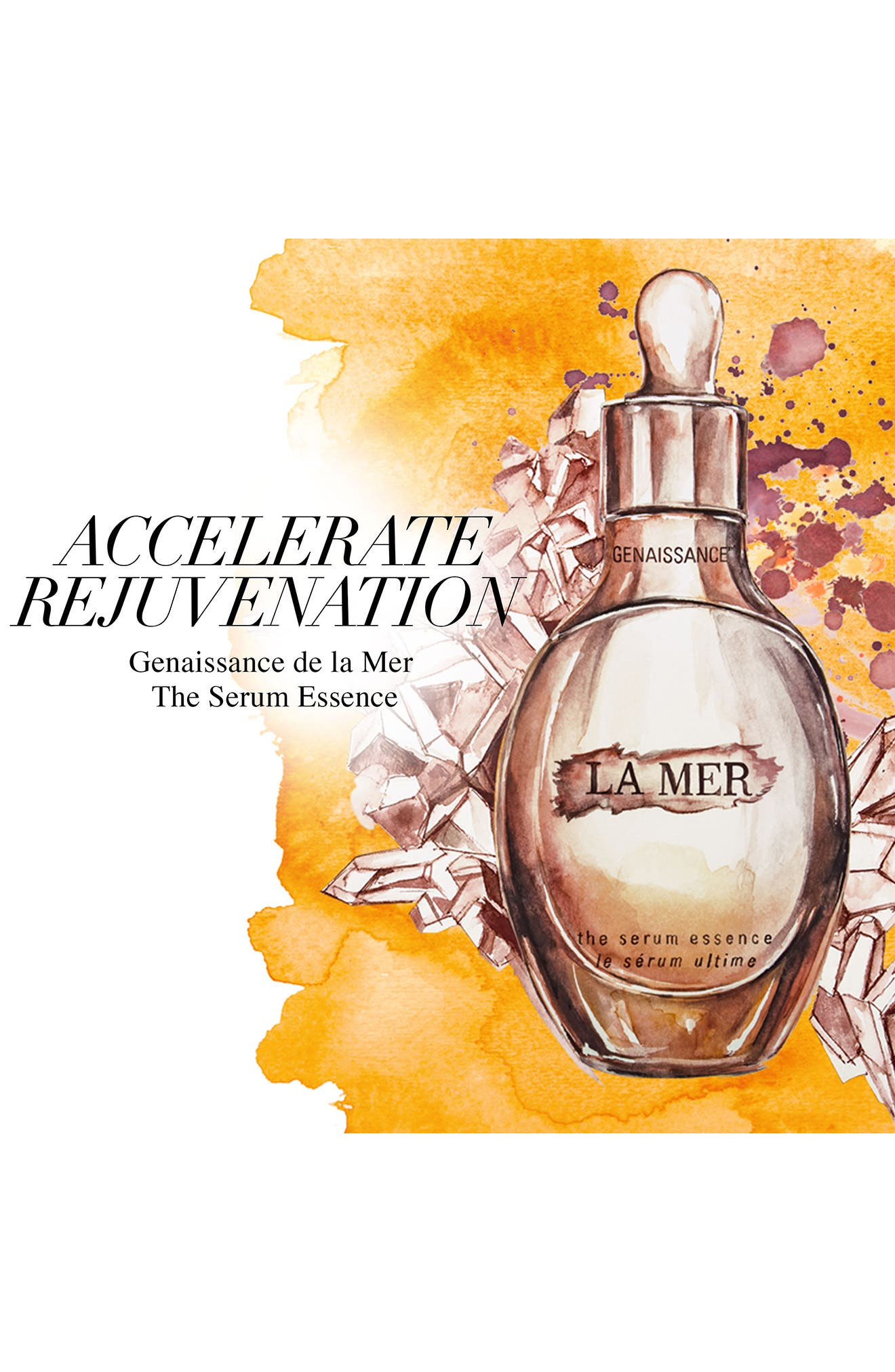 Genaissance<sup>™</sup> de La Mer The Serum Essence,                             Alternate thumbnail 3, color,                             NO COLOR