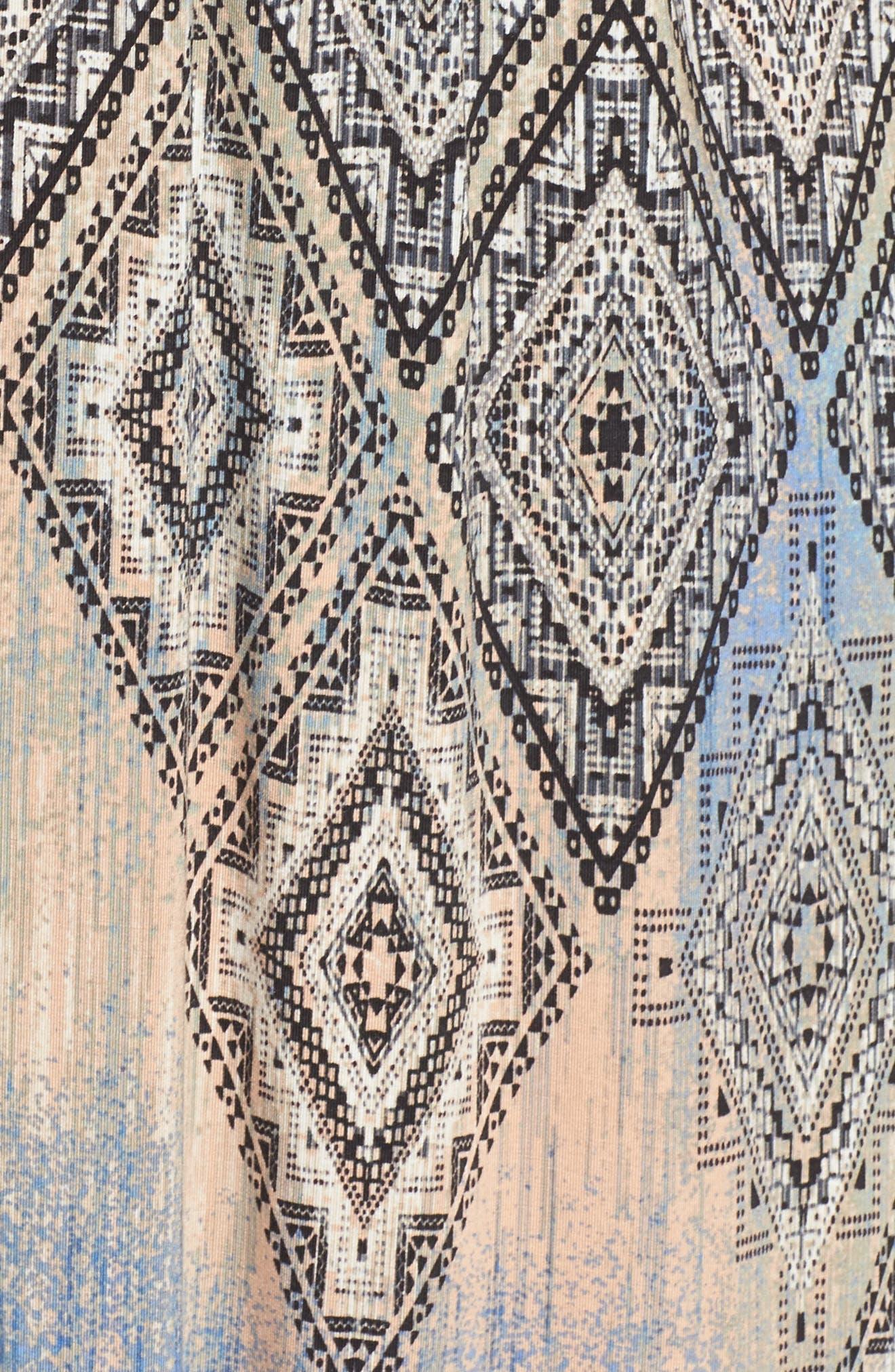 Grecia Sleeveless Jersey Maxi Dress,                             Alternate thumbnail 44, color,