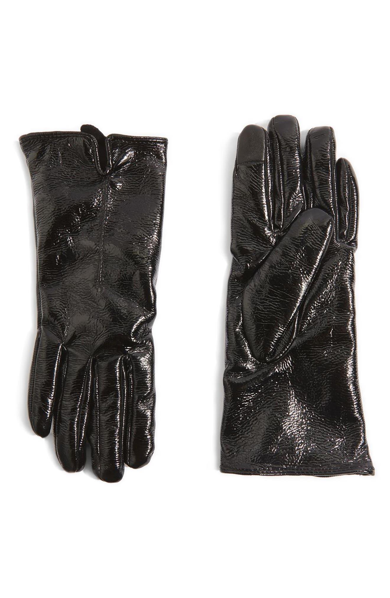 Vinyl Gloves,                             Main thumbnail 1, color,                             001