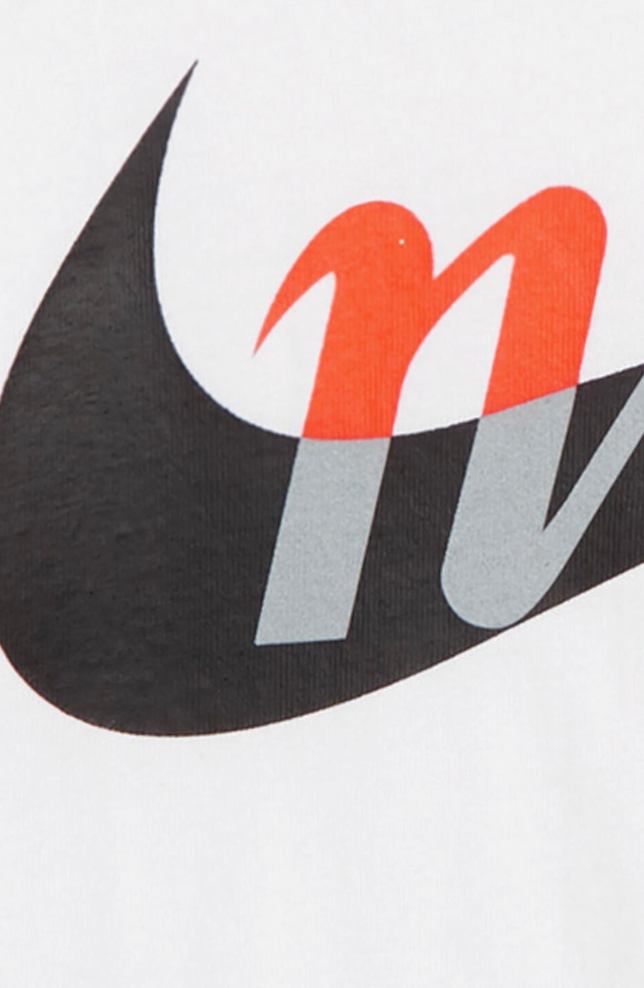 Just Do It Logo T-Shirt,                             Alternate thumbnail 2, color,                             100