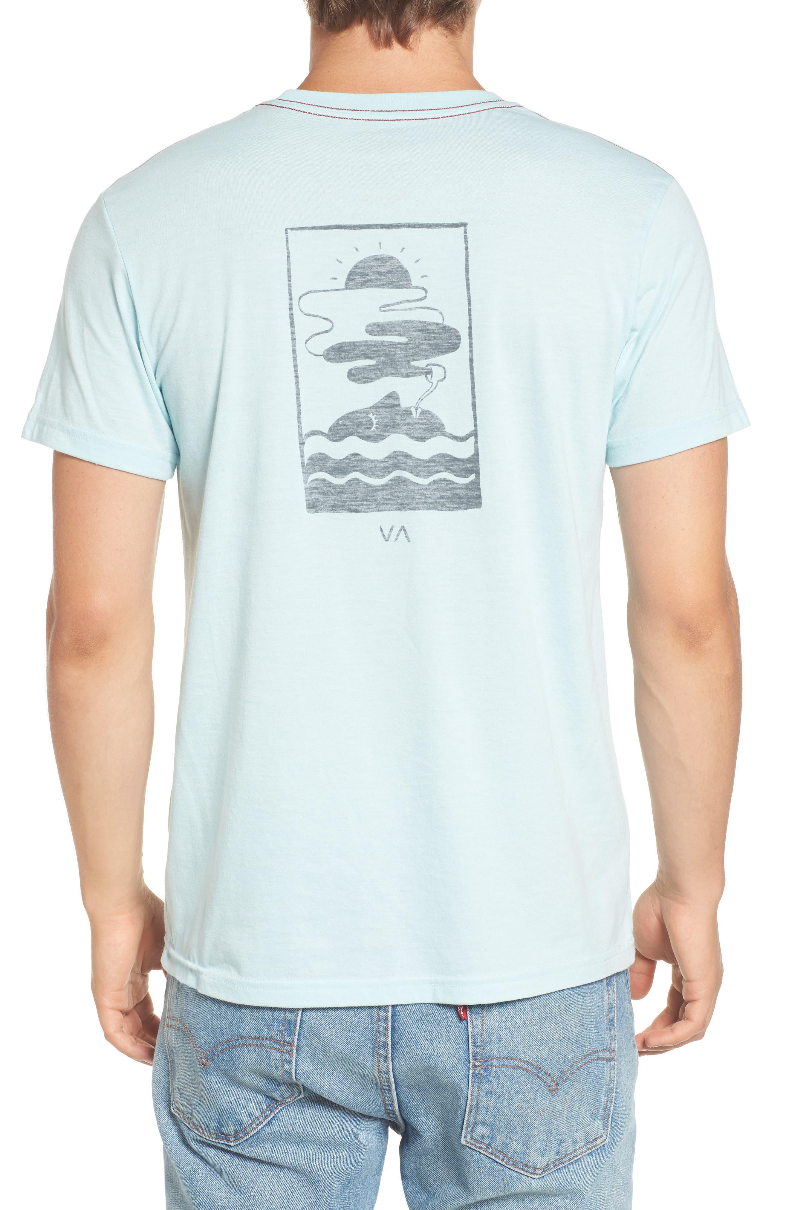 Snooze Cloud Graphic T-Shirt,                             Alternate thumbnail 4, color,