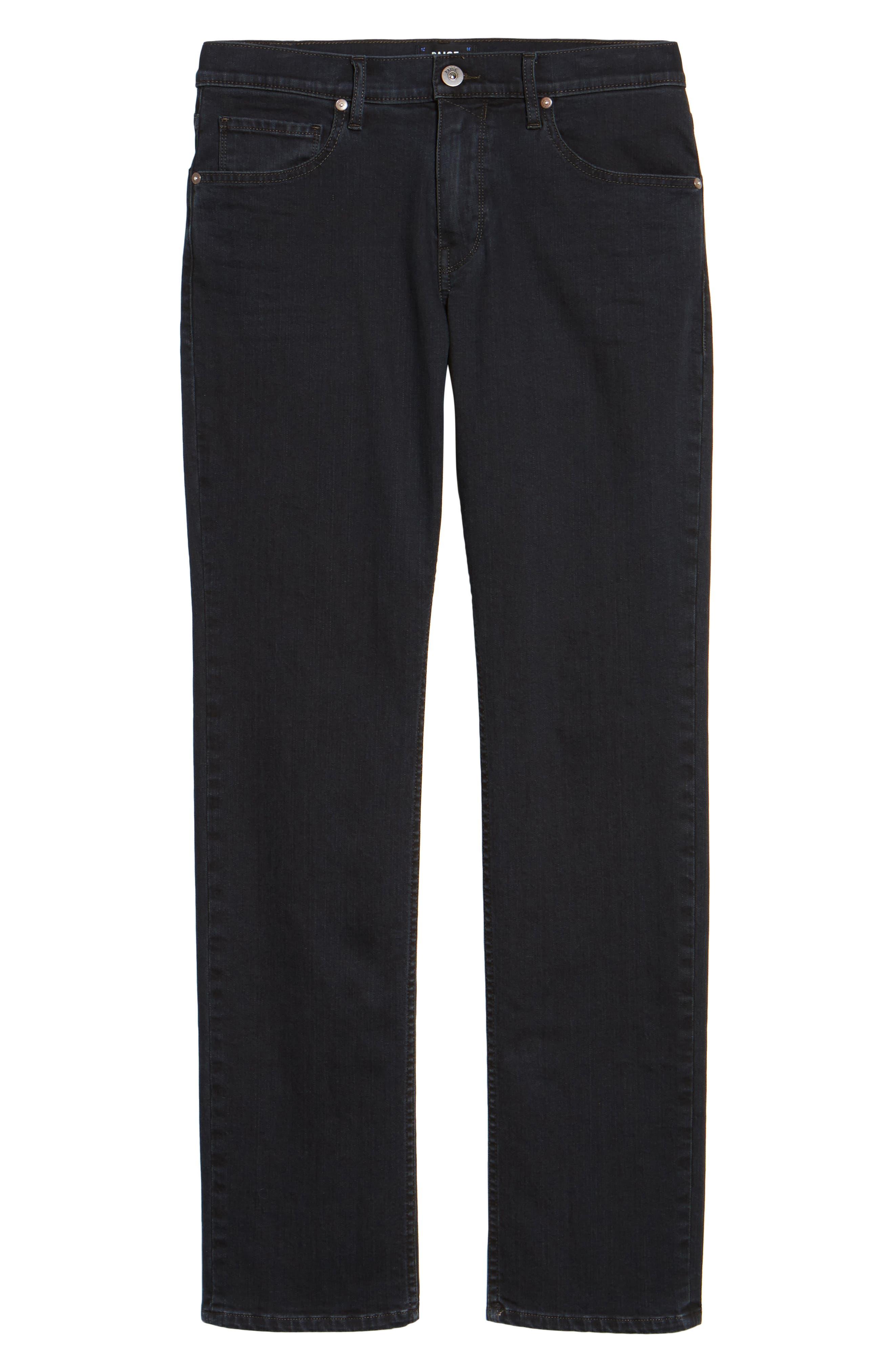 Normandie Straight Leg Jeans,                             Alternate thumbnail 6, color,