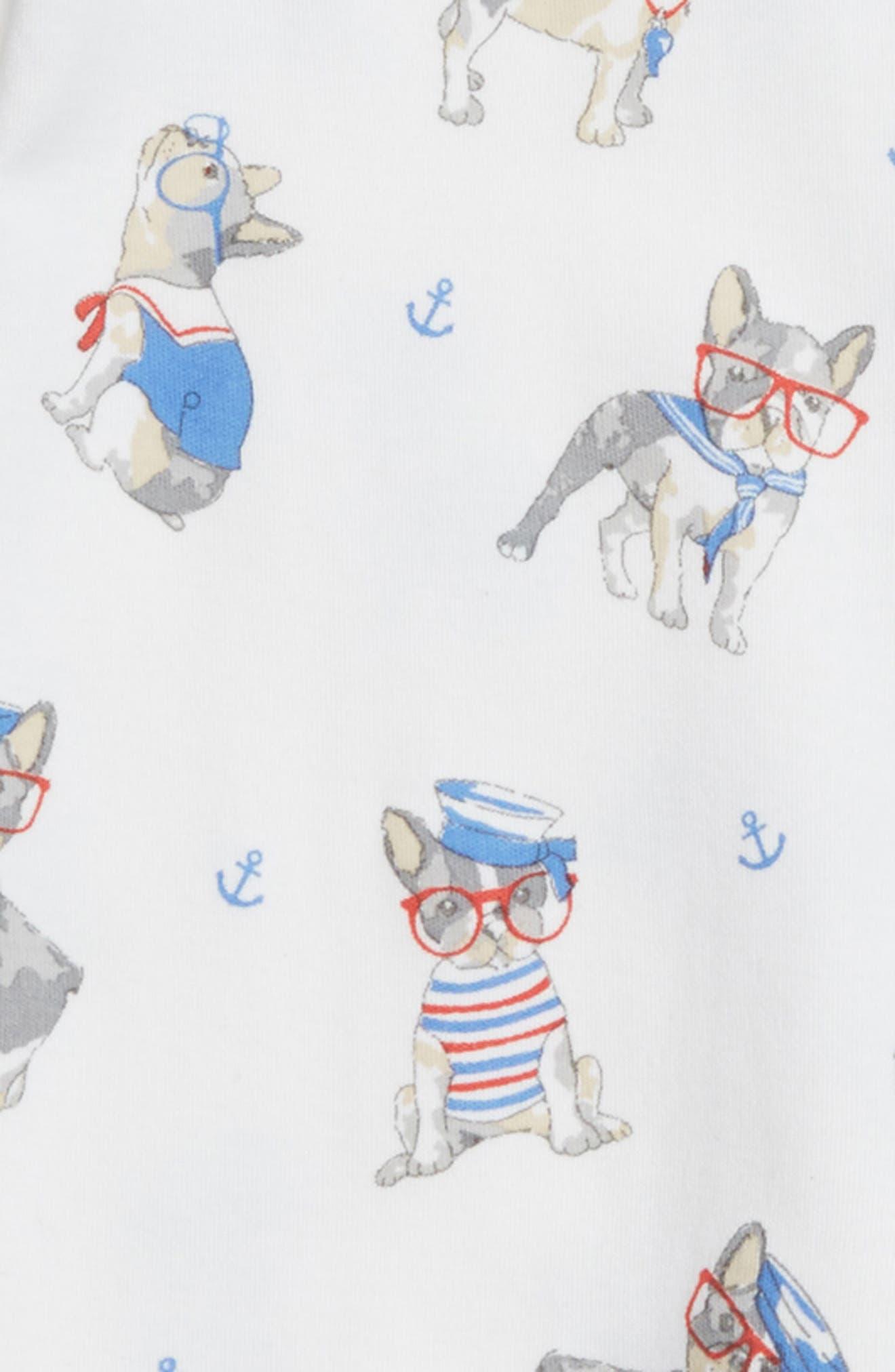 KISSY KISSY,                             Sea Pup Footie,                             Alternate thumbnail 2, color,                             134