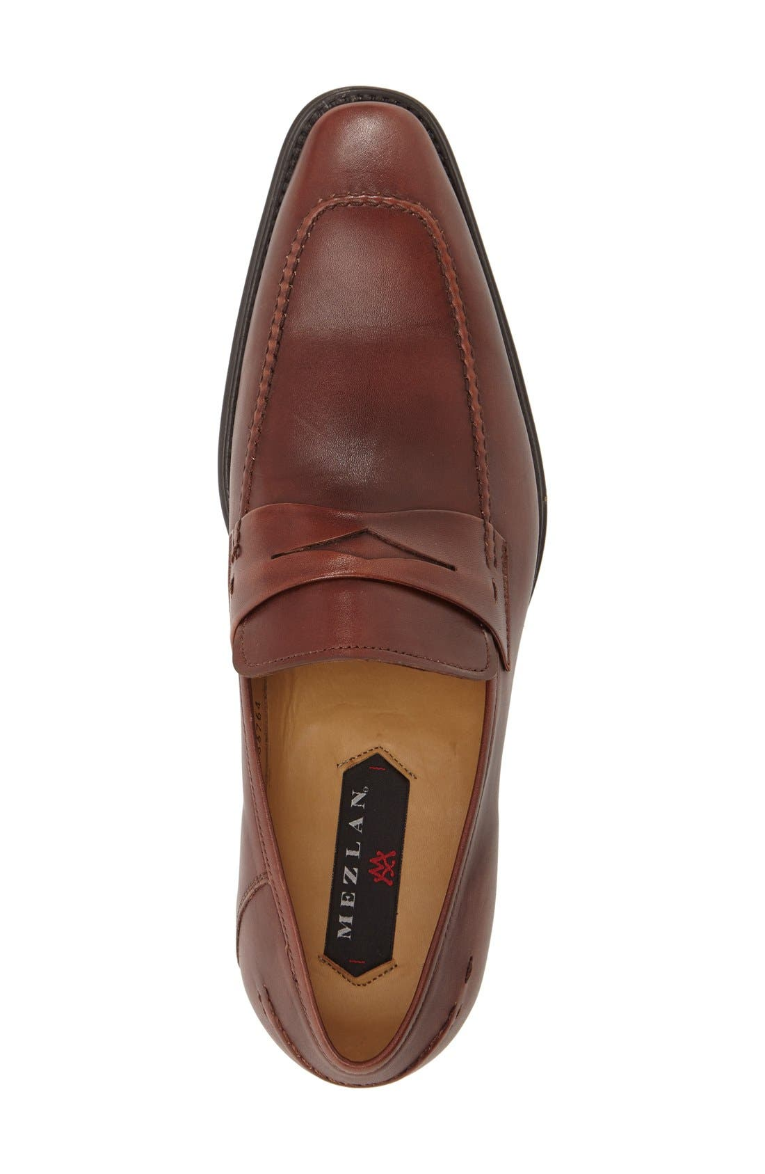 'Trento' Penny Loafer,                             Alternate thumbnail 6, color,