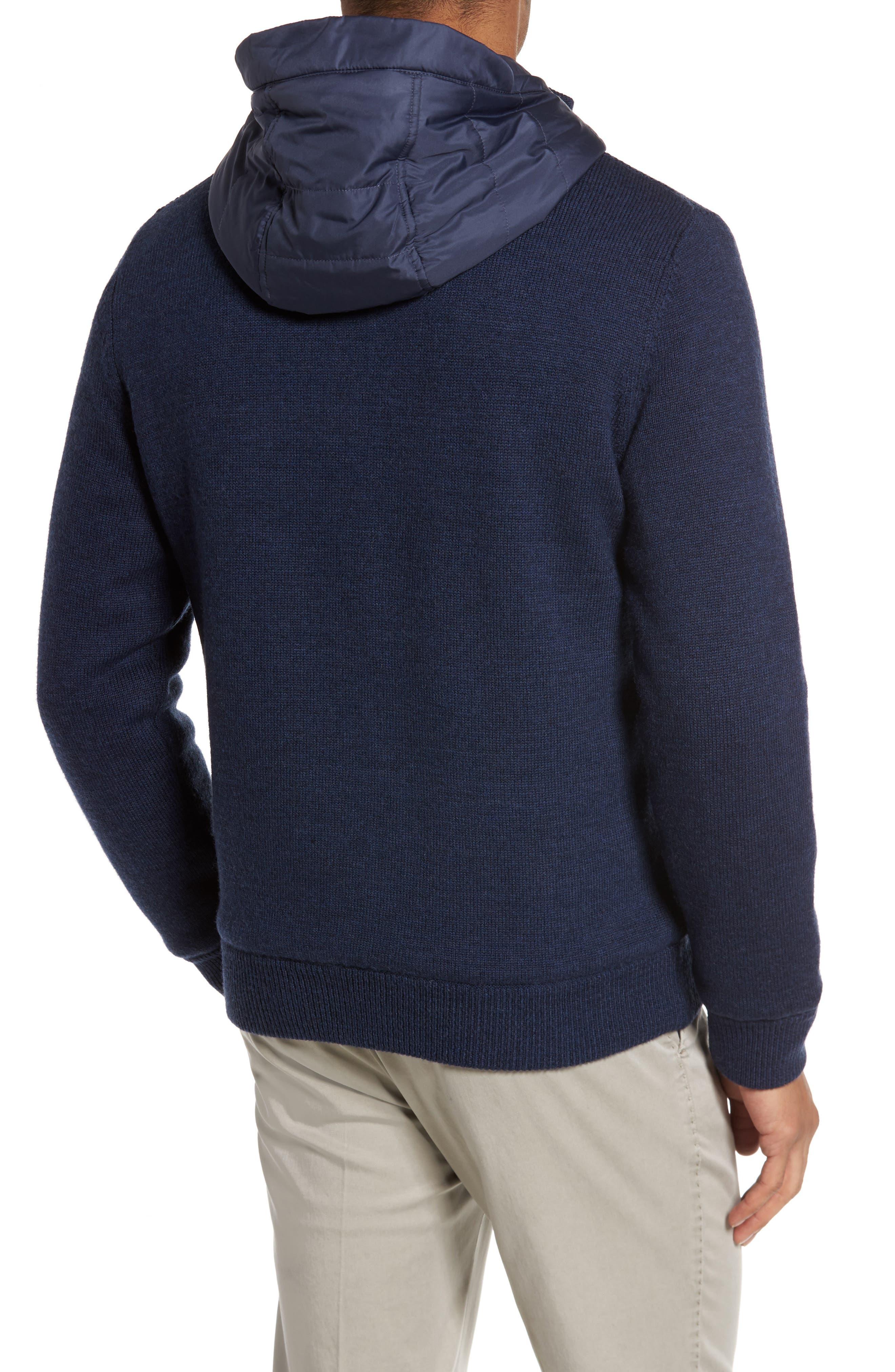 Haydon Merino Wool Sweater Jacket,                             Alternate thumbnail 2, color,                             410