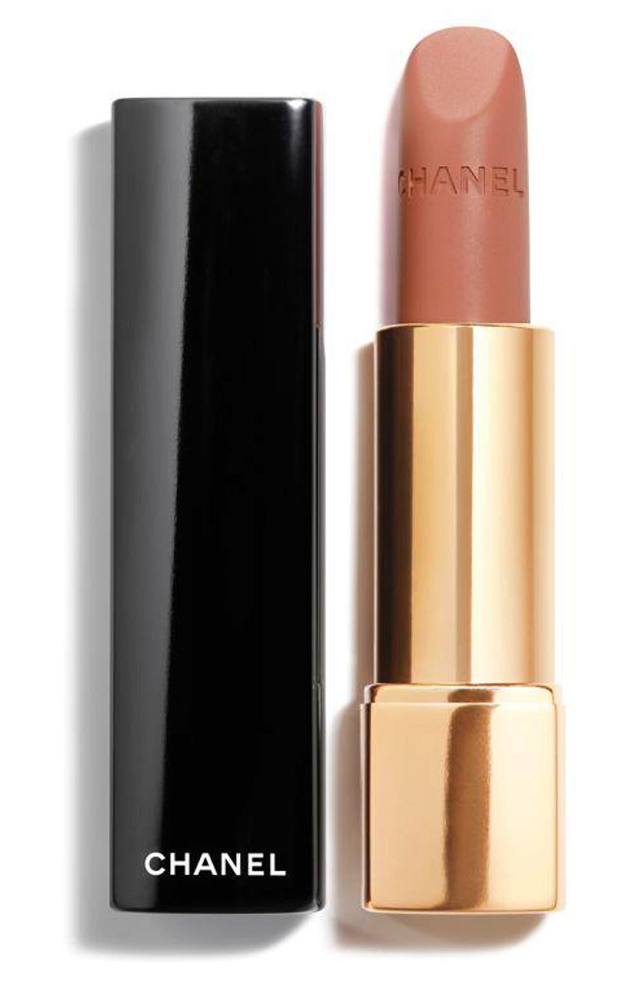ROUGE ALLURE VELVET<br />Luminous Matte Lip Colour,                         Main,                         color, 71 NUANCE