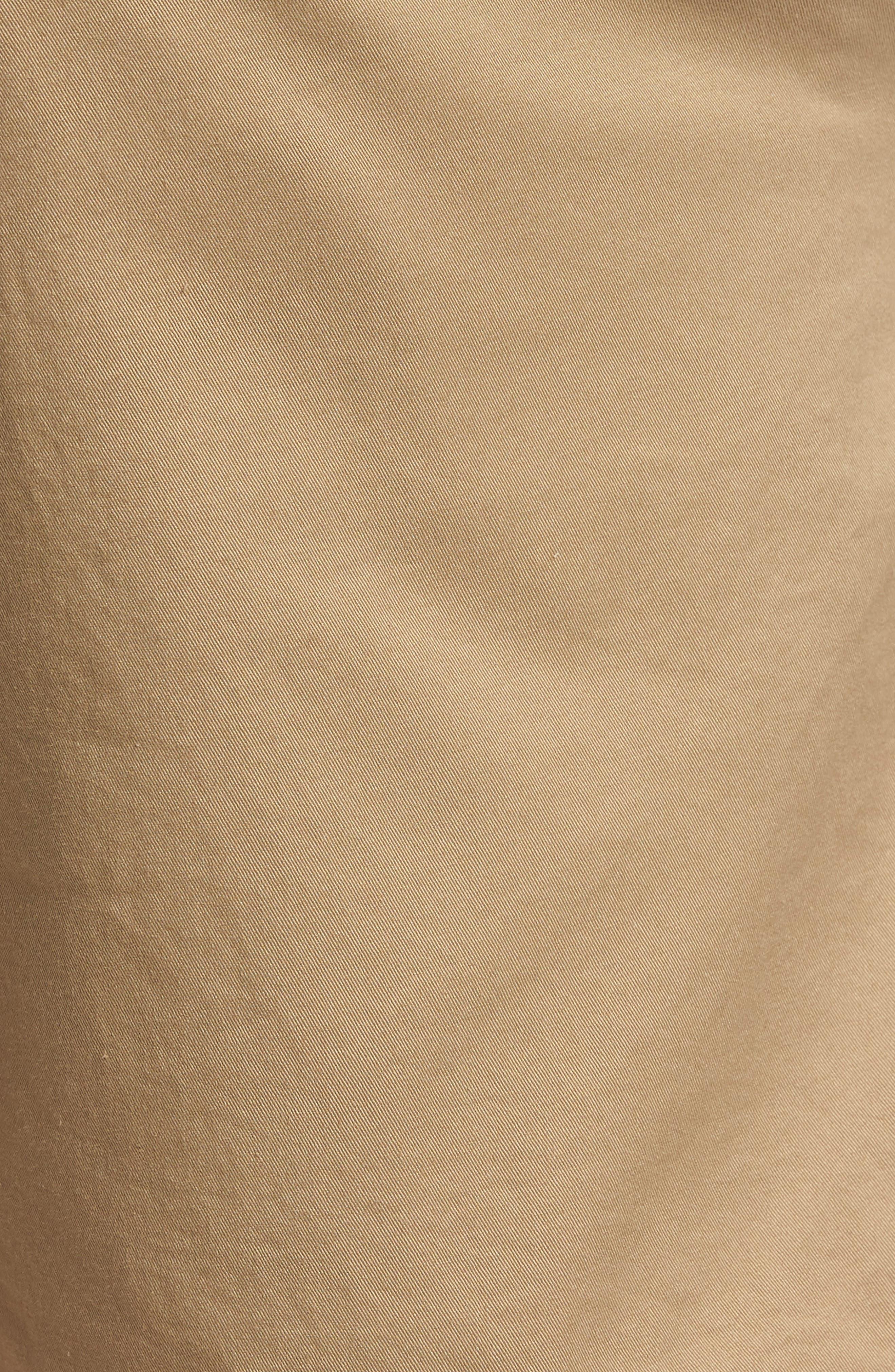 Stretch Cotton Shorts,                             Alternate thumbnail 16, color,